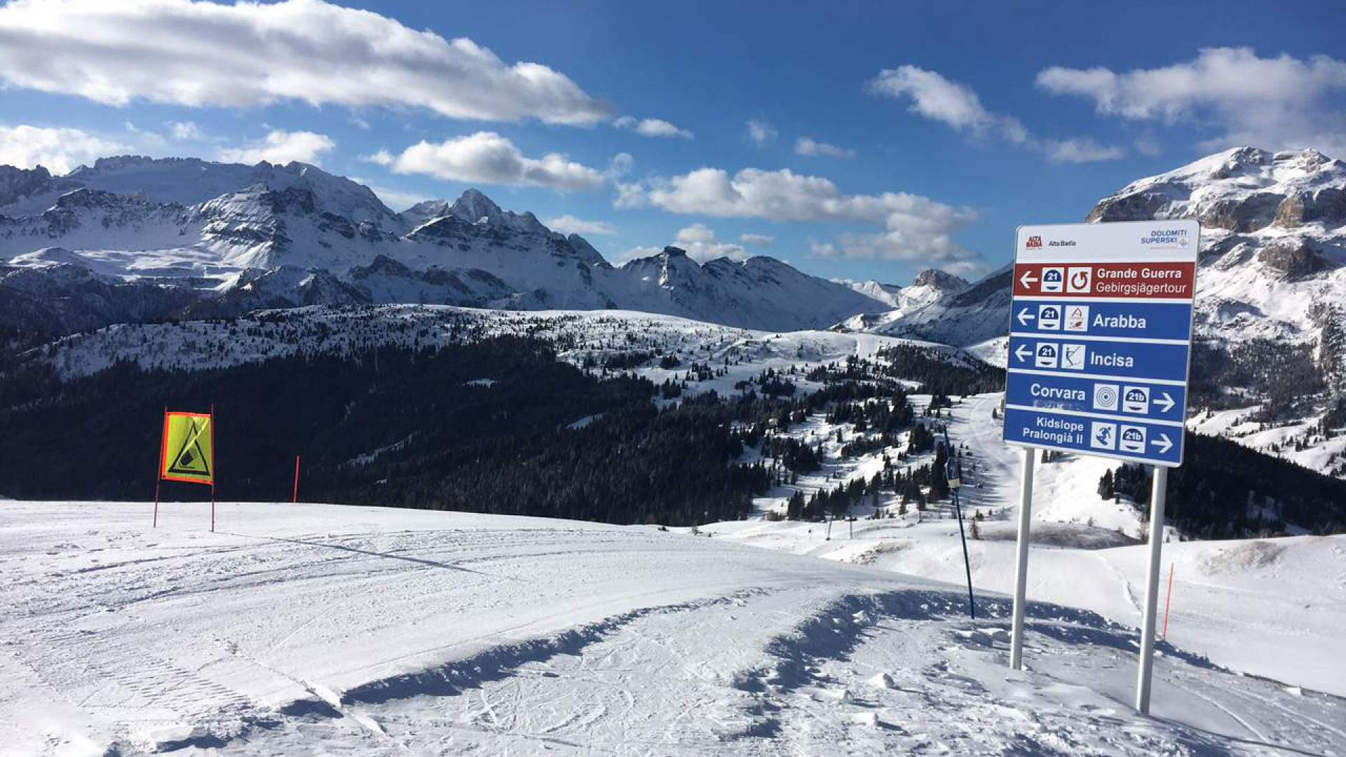 Dolomiti Superski, Kronplatz & Sella Ronda - Hotel Post