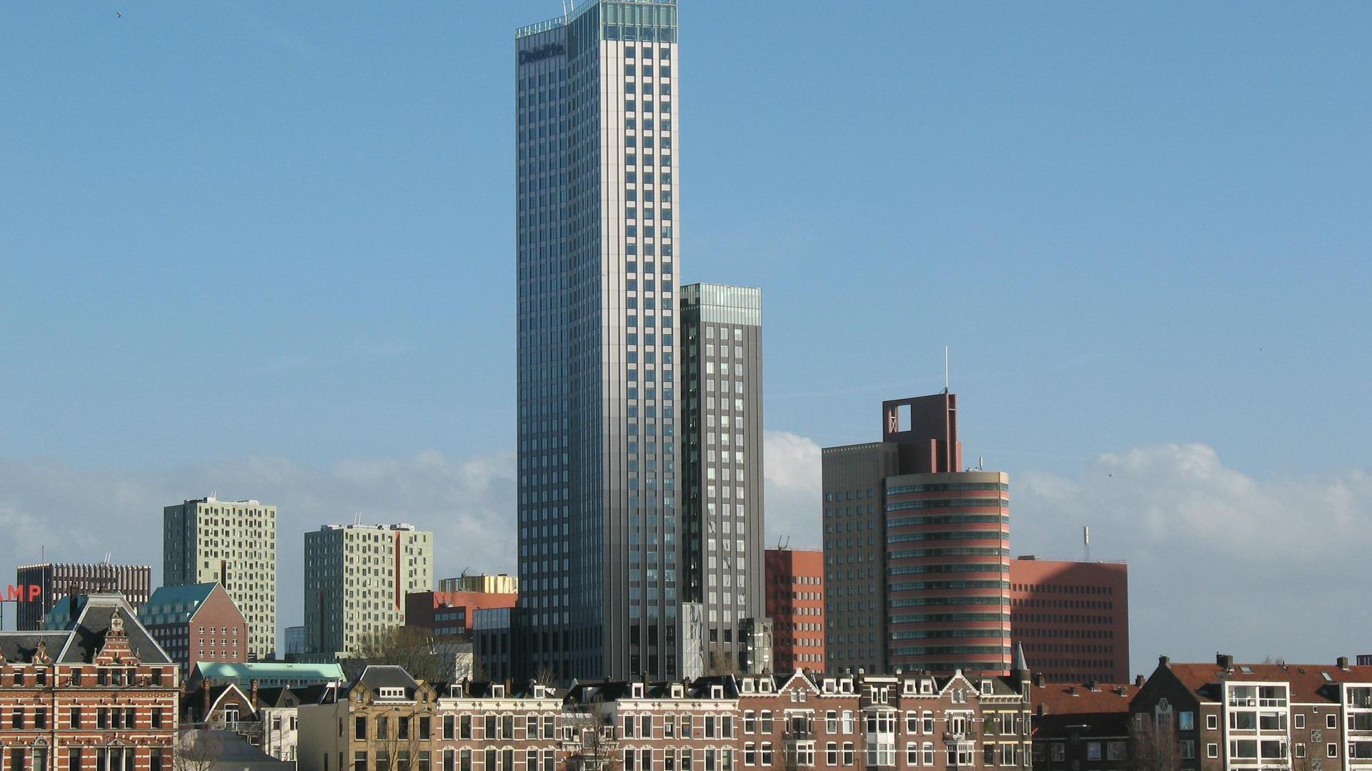 Rotterdam, Den Haag & Delft  -  Thon Hotel