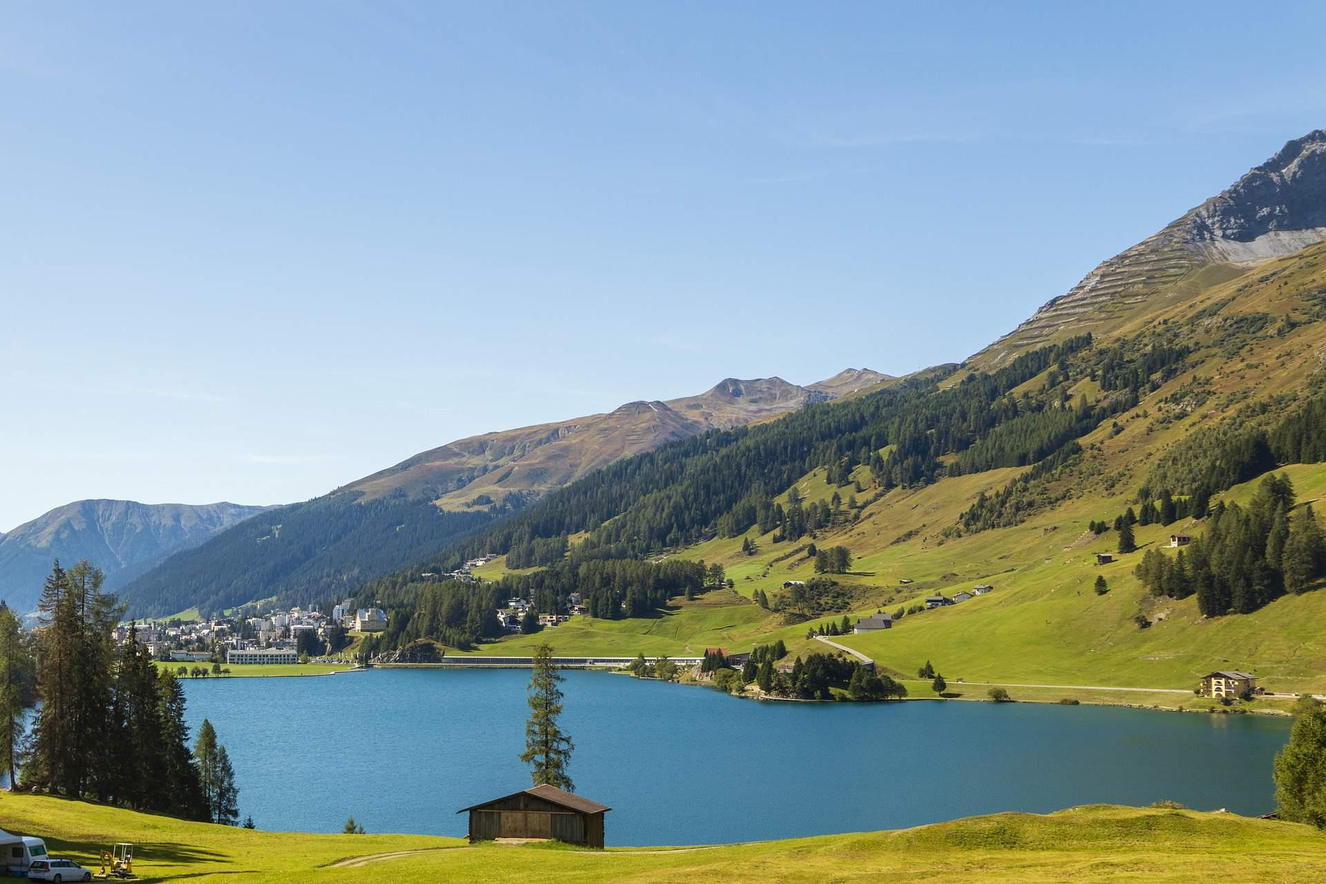 Busreis Klosters Zwitserland Davos