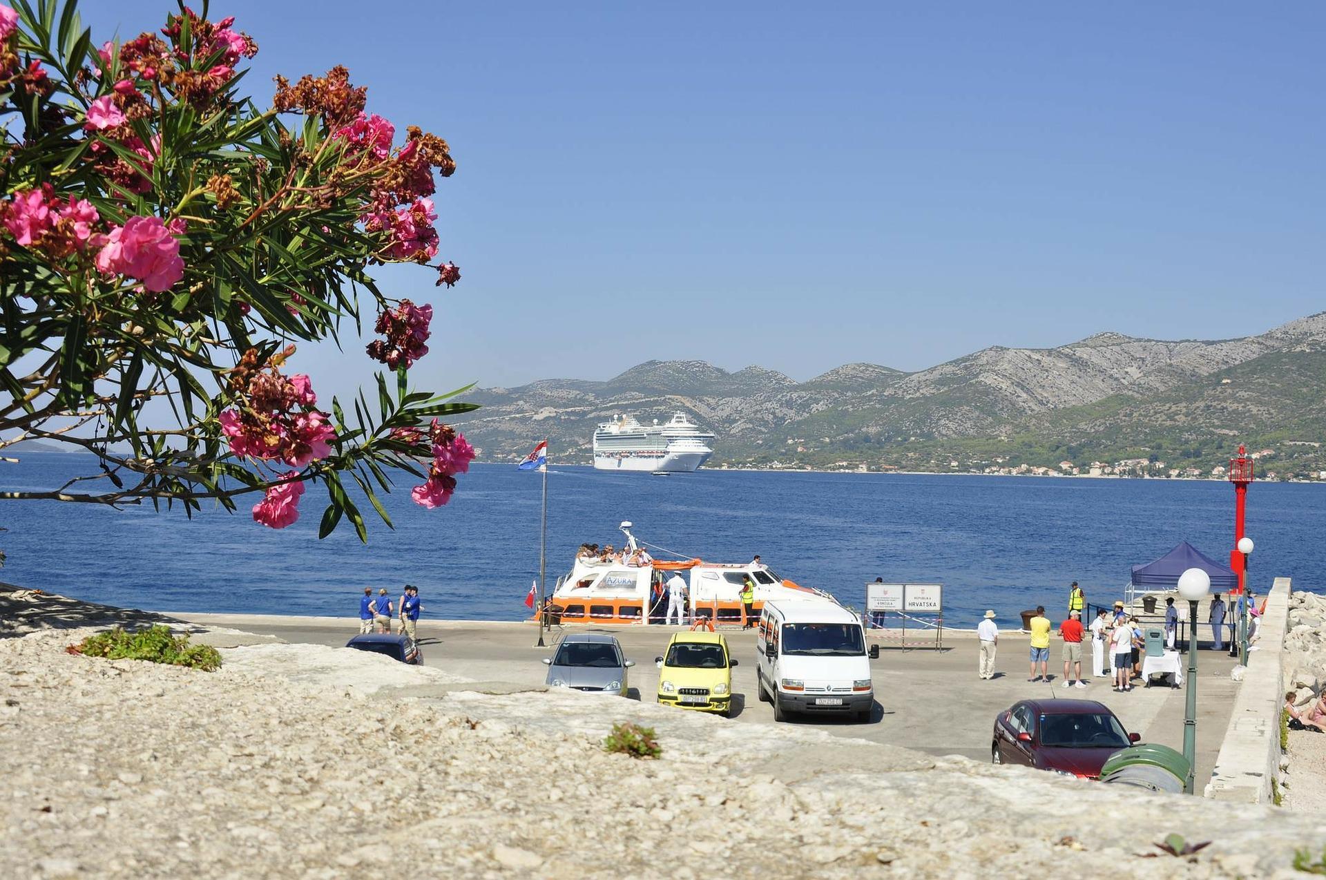 Rondreis Kroatië - Grand Hotel Neum