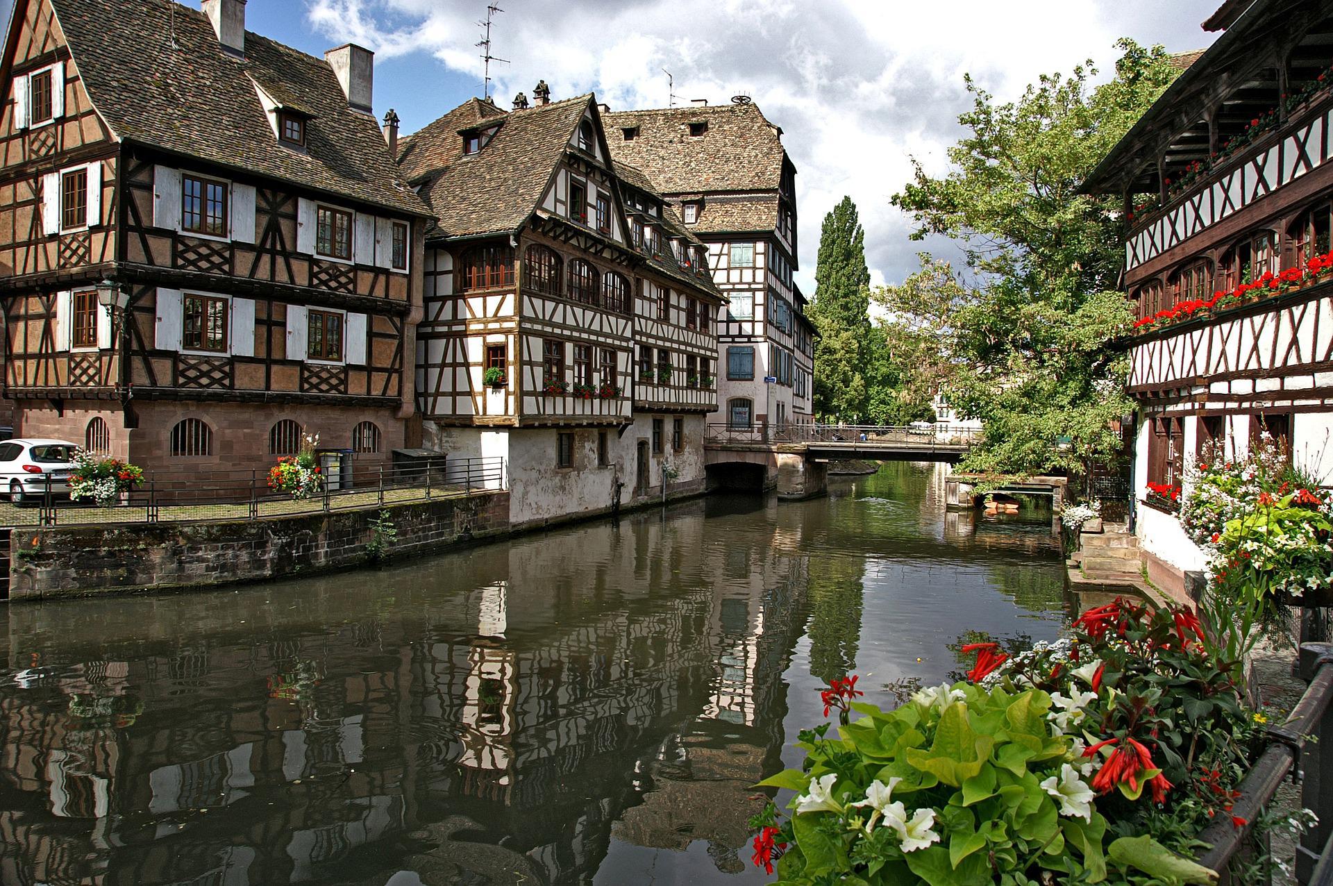 Busreis Elzas Straatsburg minitrip citytrip