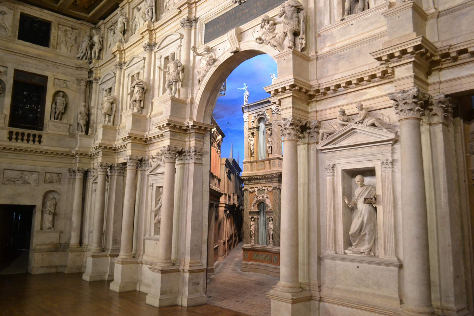 Busreis Abano Terme Vicenza Palladio