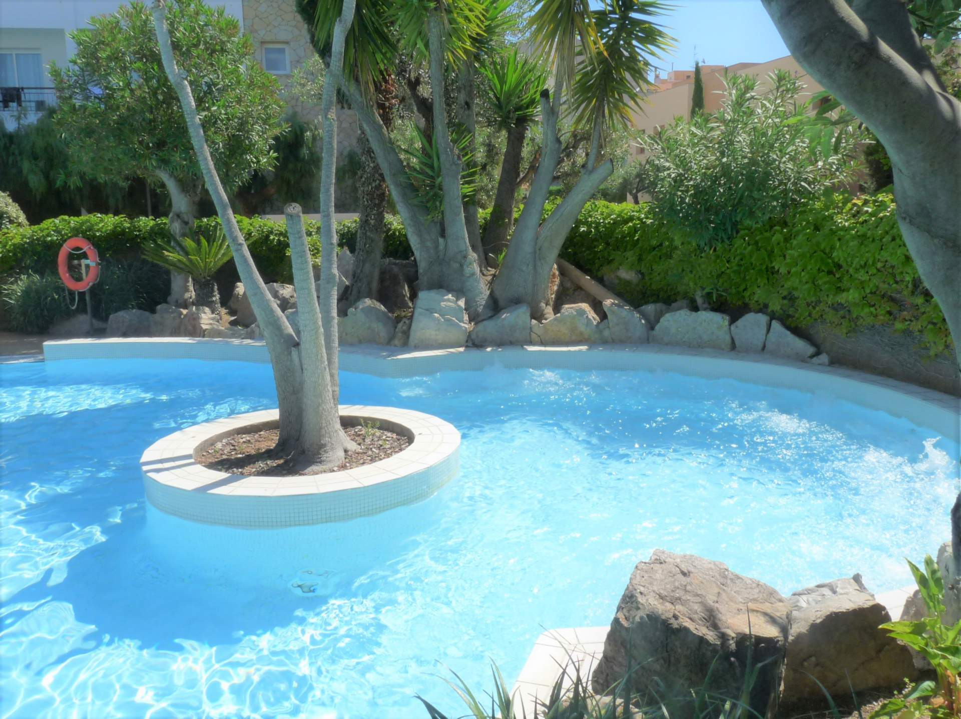 Busreis Pineda de Mar Hotel Alegria Pineda Splash strandvakantie