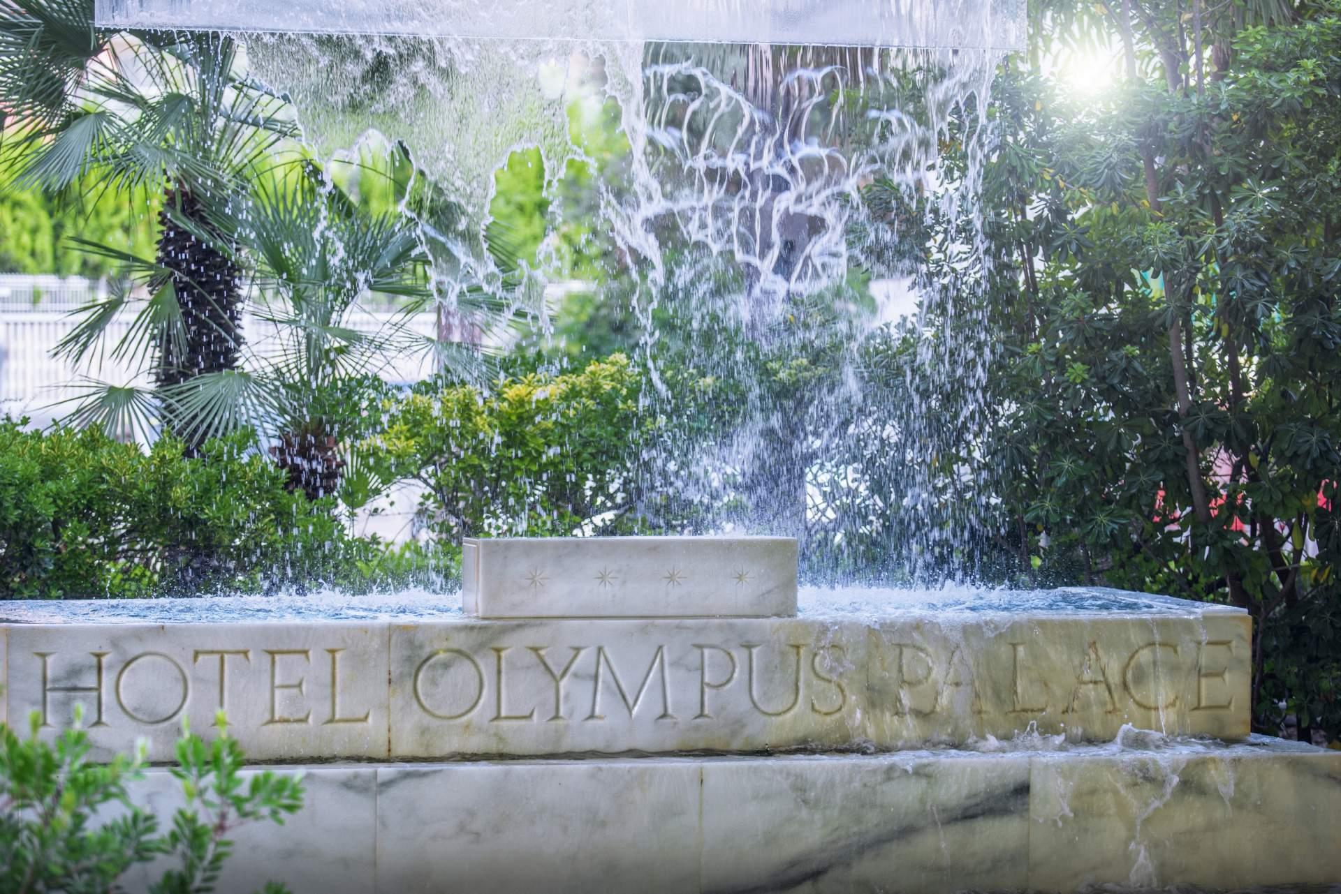 Busreis Salou Hotel Olympus Palace strandvakantie