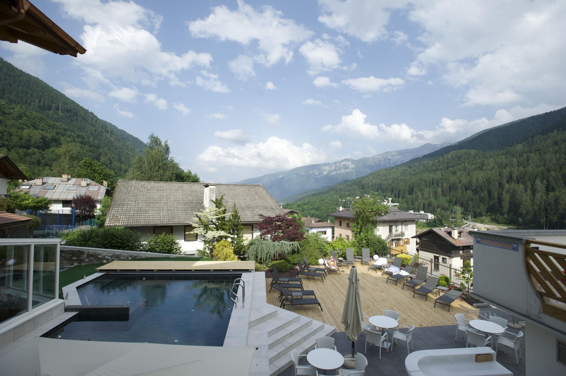 Busreis Val di Sole Hotel Ravelli Palace