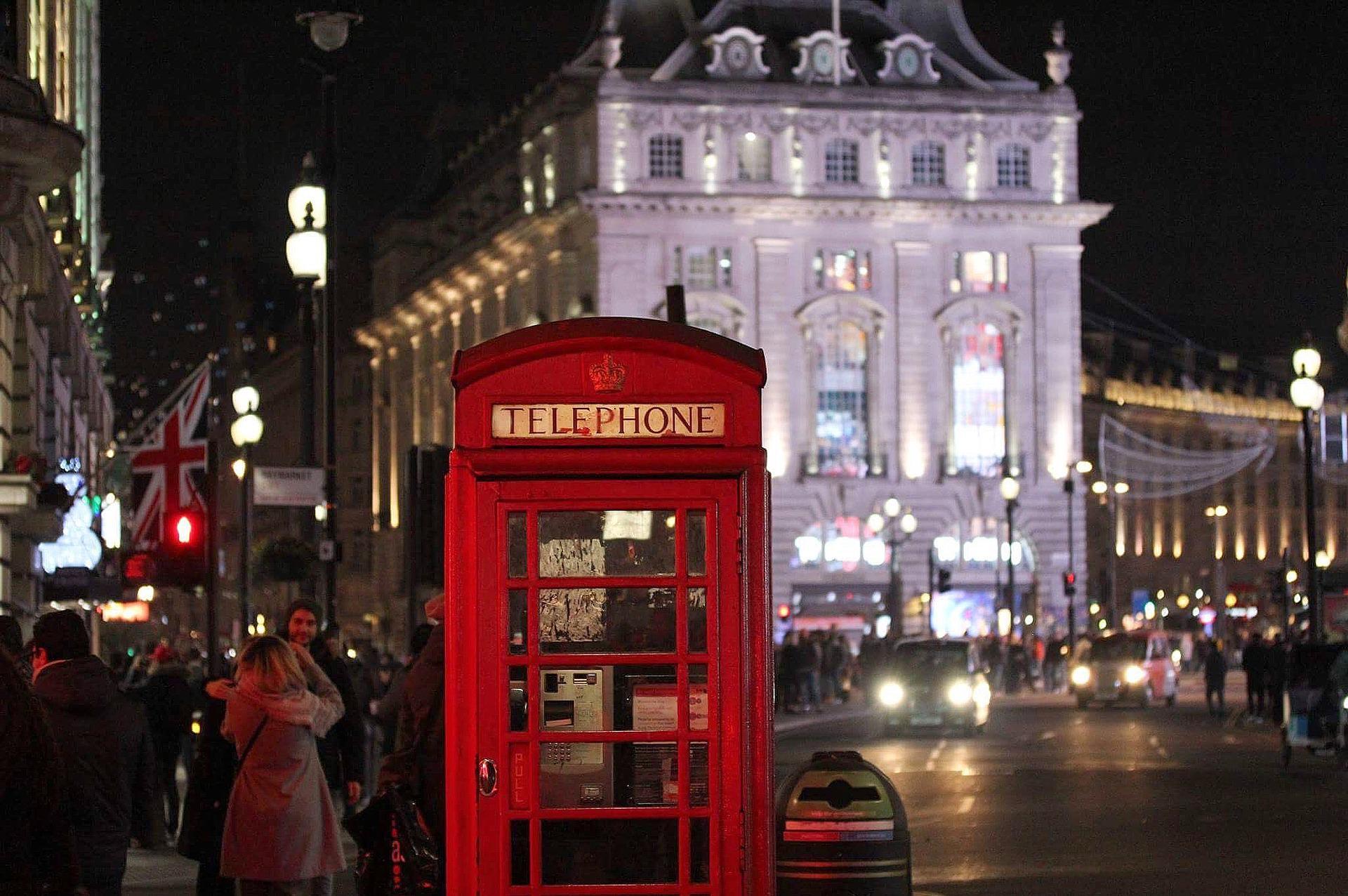 Busreis Londen nieuwjaar citytrip