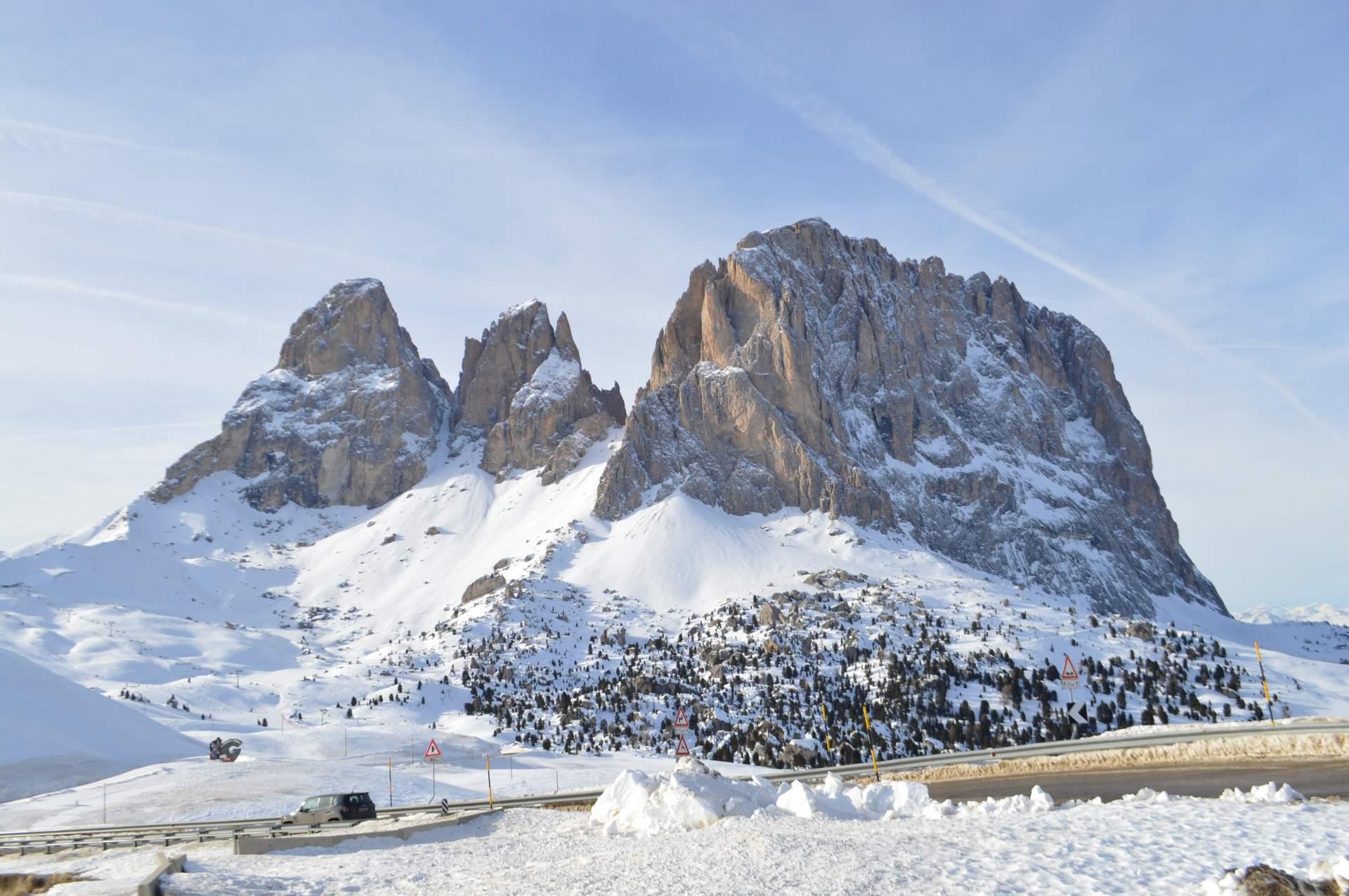 Busreis Zuid-Tirol skireis wandelvakantie meerdaagse reis
