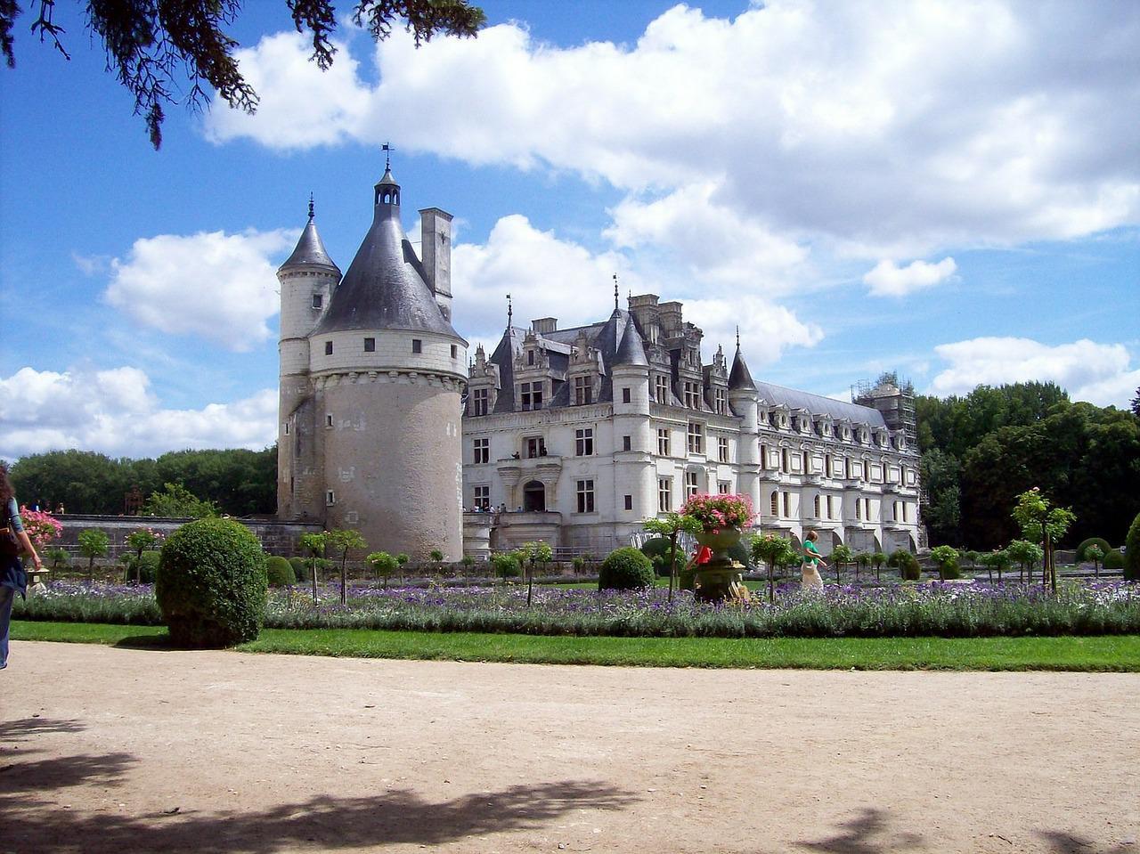 Busreis Loire Château de Chenonceau