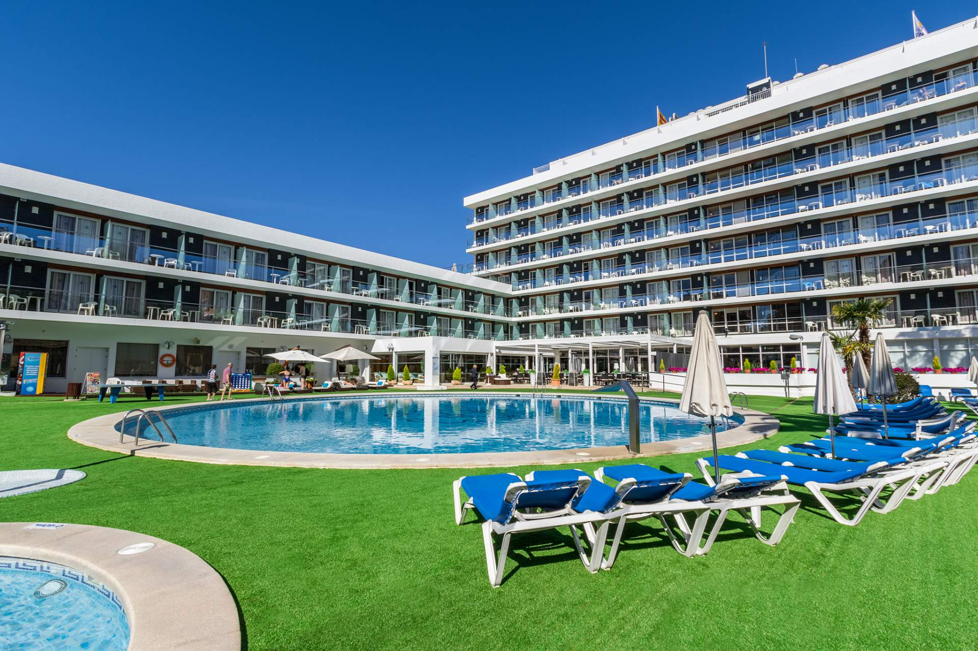 Busreis Lloret de Mar Promo Hotel Anabel strandvakantie