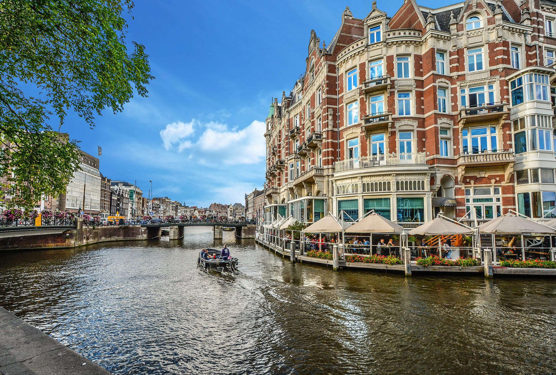 Busreis Amsterdam Volendam dagtrip