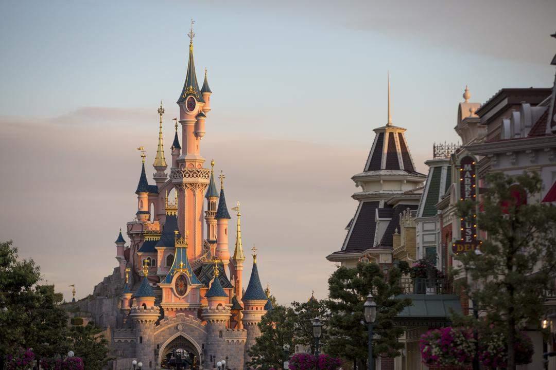 Disneyland® Paris - 3 dagen - Hotel Santa Fe