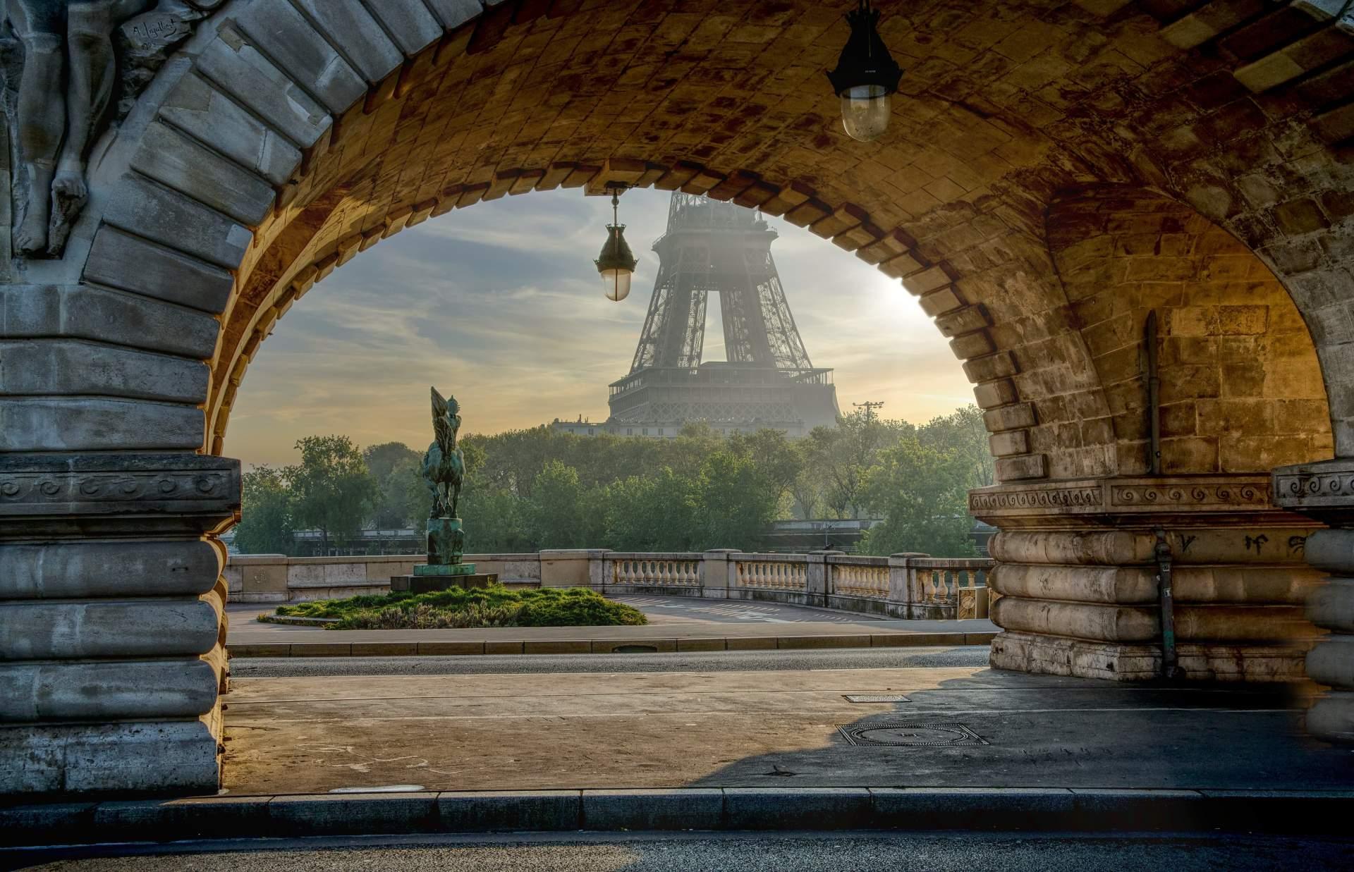 Busreis Parijs citytrip