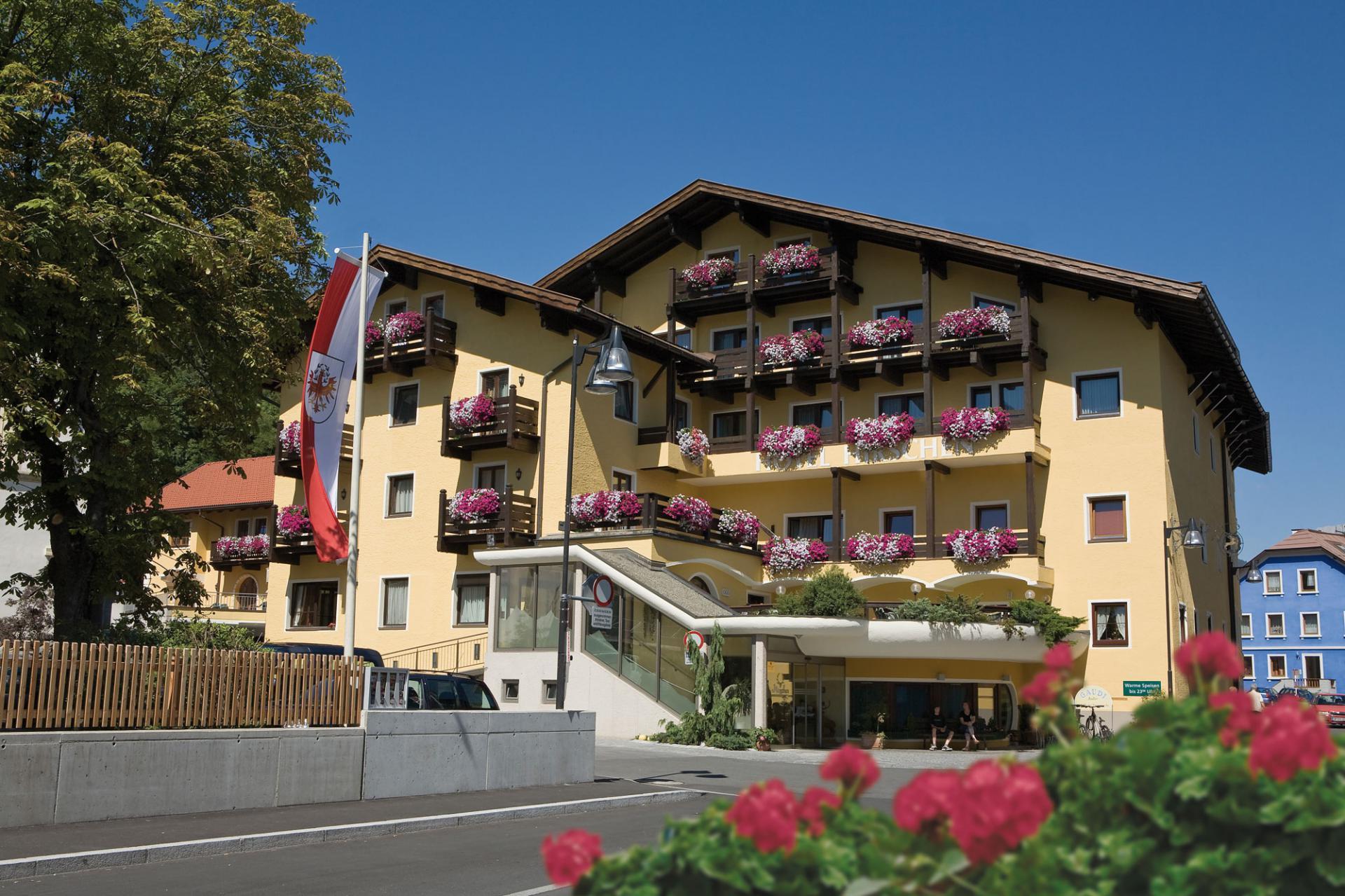 Busreis Imst Hotel Hirschen en Hirschen Residenz