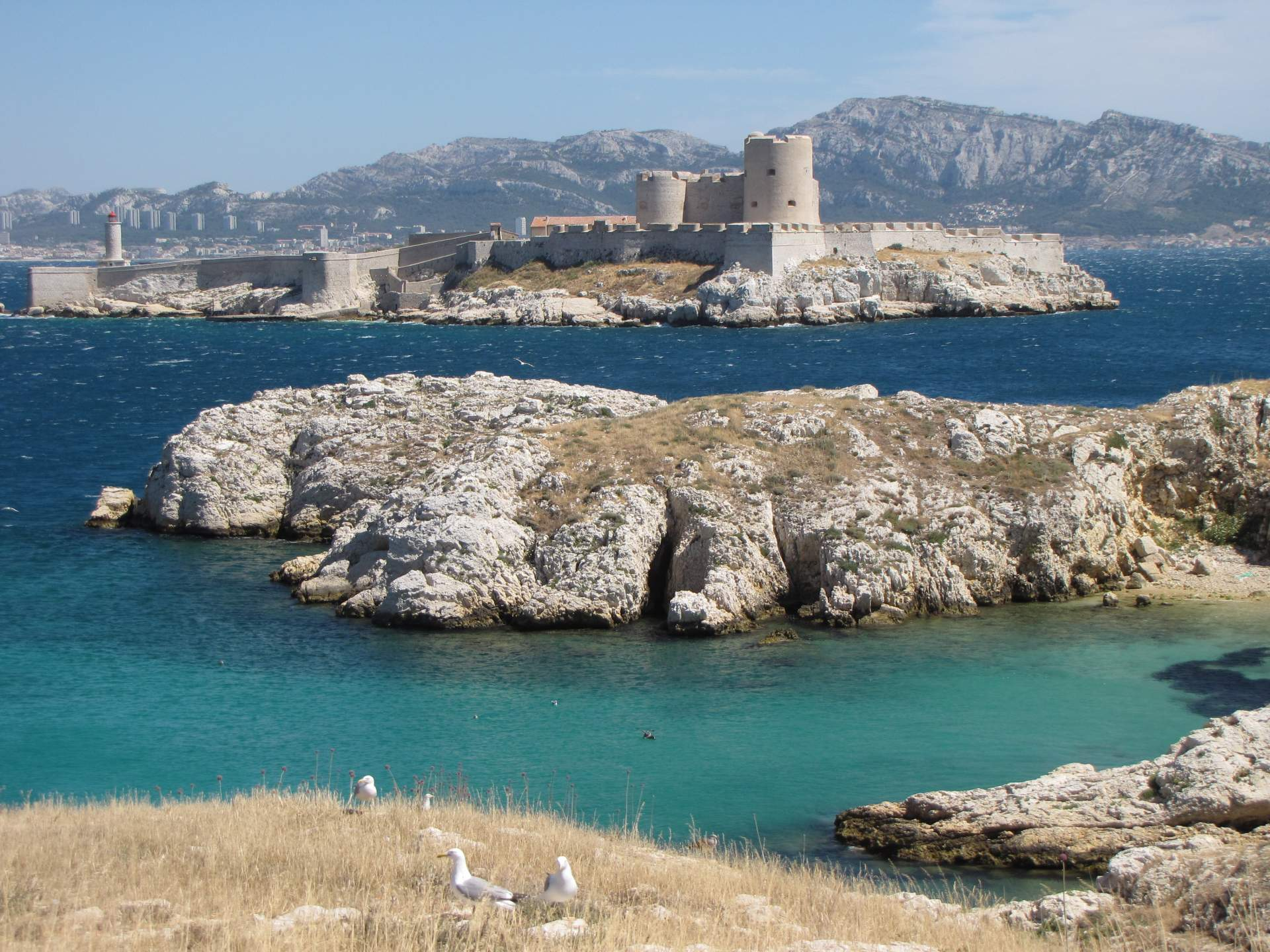 Busreis Marseille meerdaagse reis vakantie