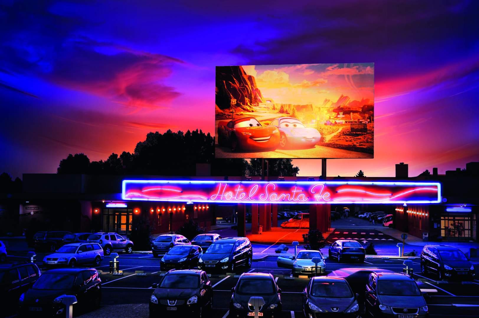 Busreis Disneyland® Paris 3 dagen minitrip © Disney