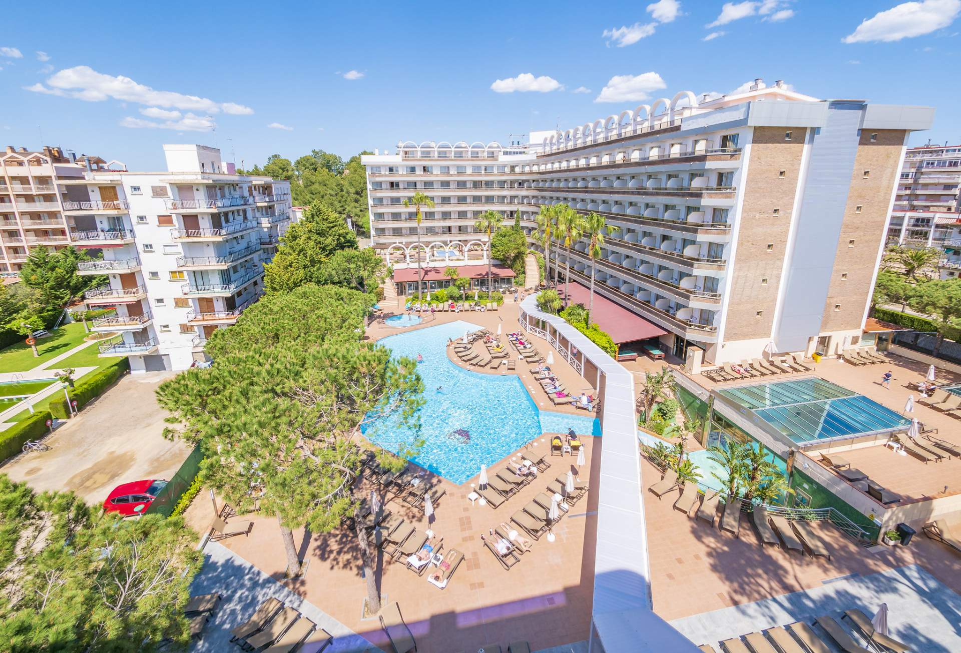 Salou - Hotel Golden Port Salou en Spa