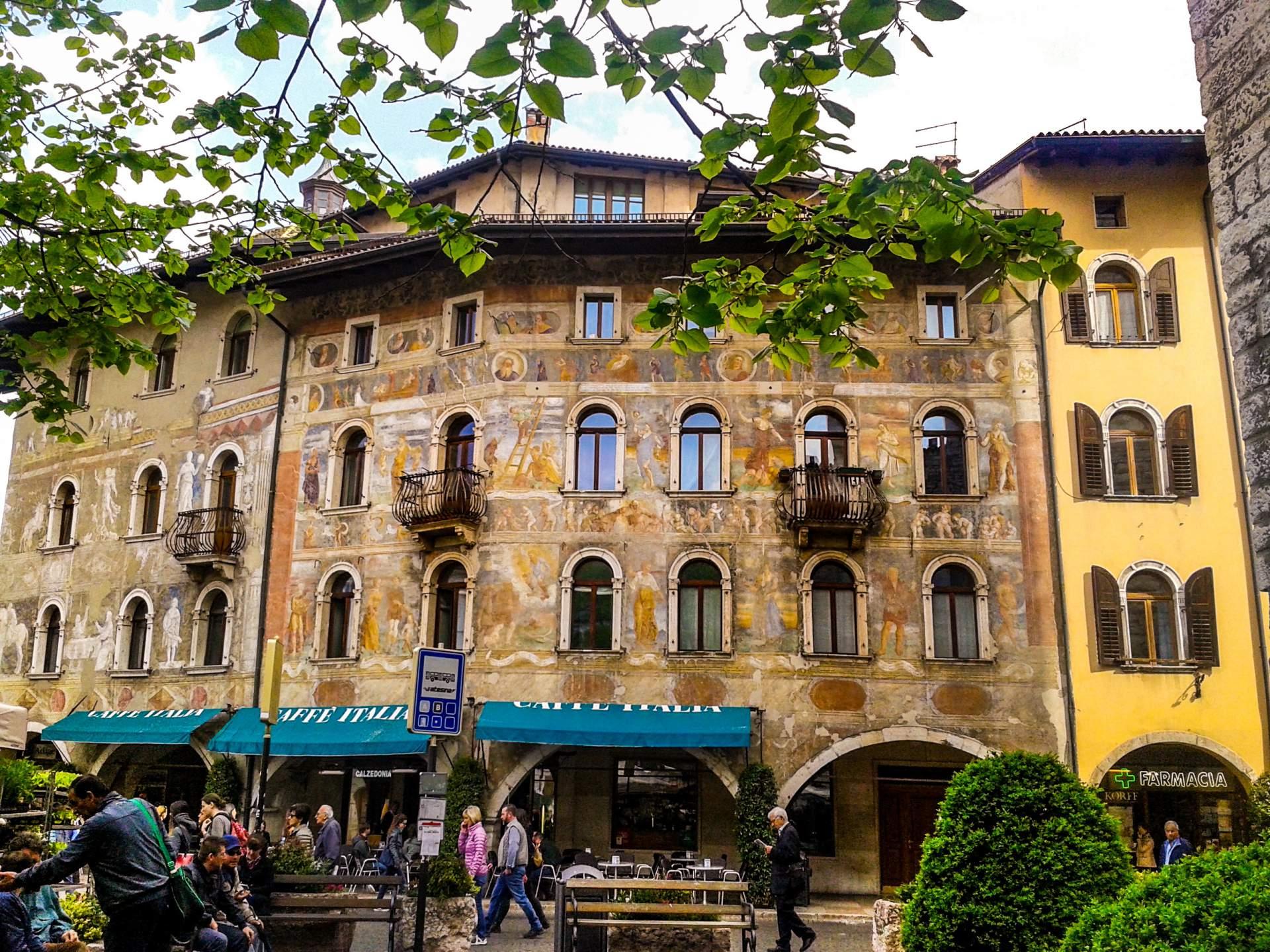 Busreis Gardameer Trento