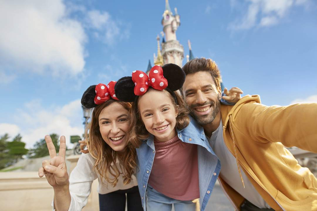 Disneyland® Paris - 2 dagen - DISNEYHOTEL Santa Fe