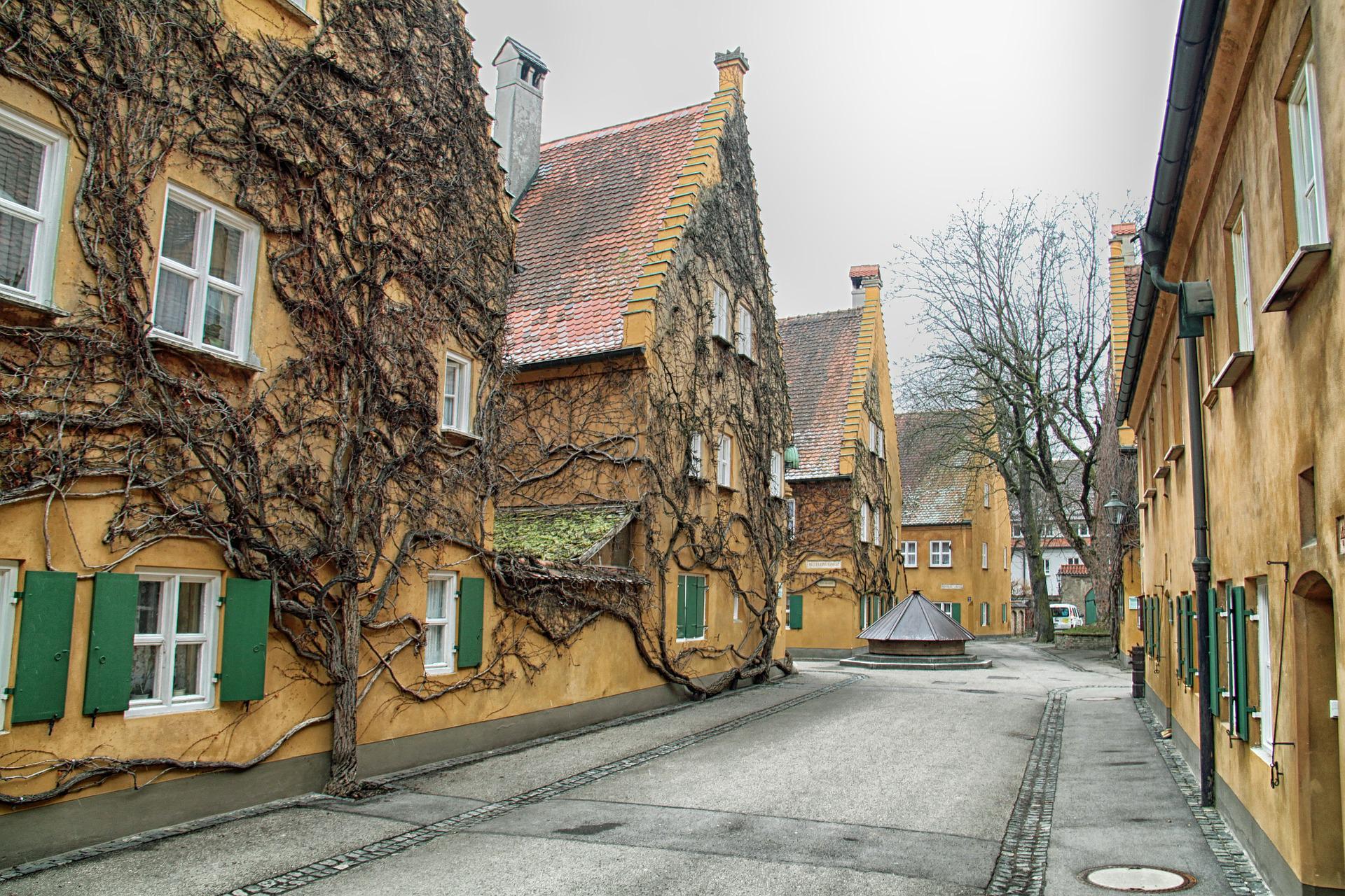 Busreis Kranjska Gora Augsburg