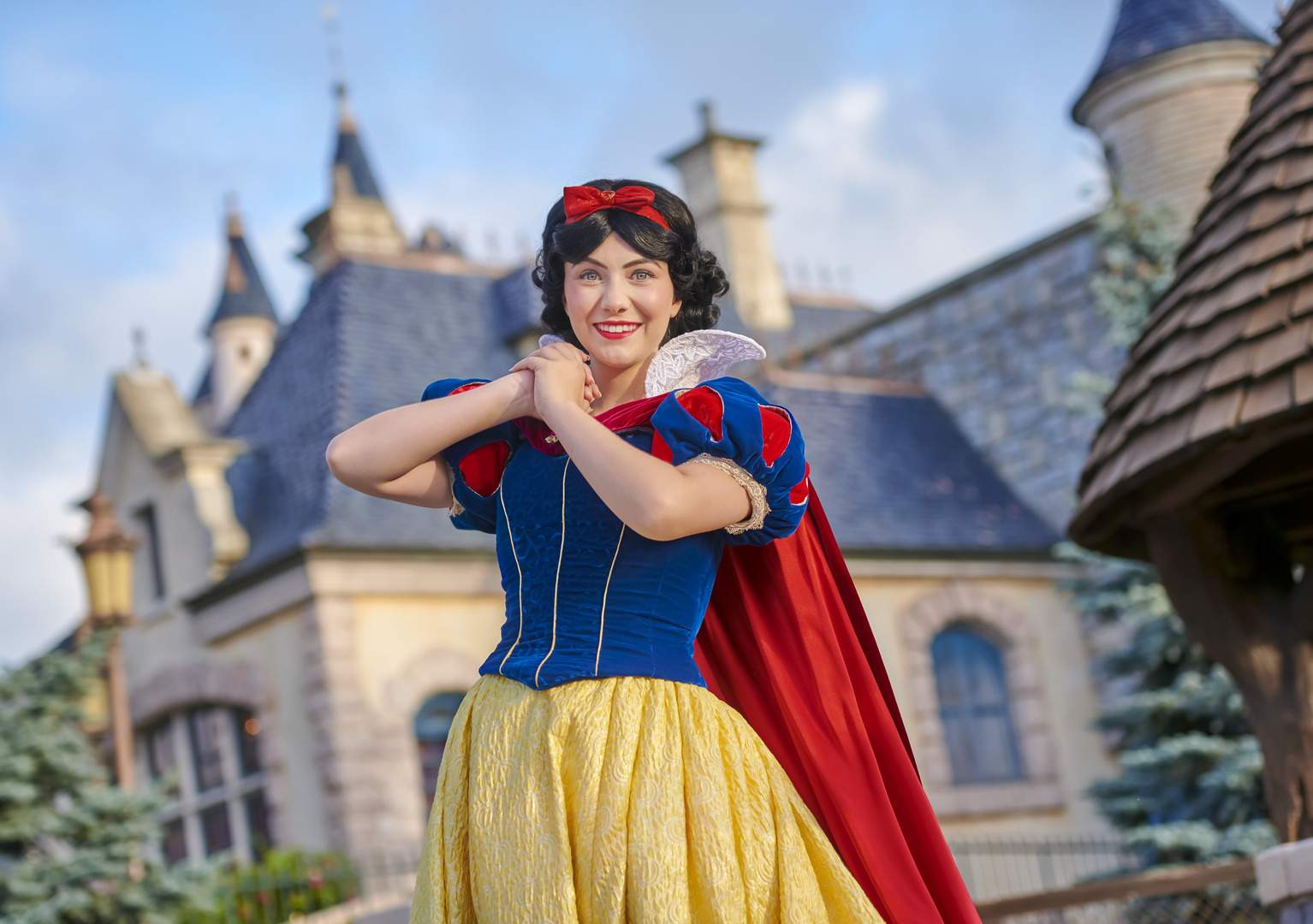 Busreis Disneyland® Paris minitrip © Disney