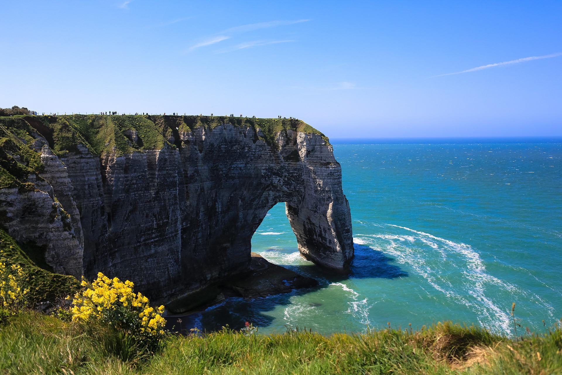 Busreis Normandië