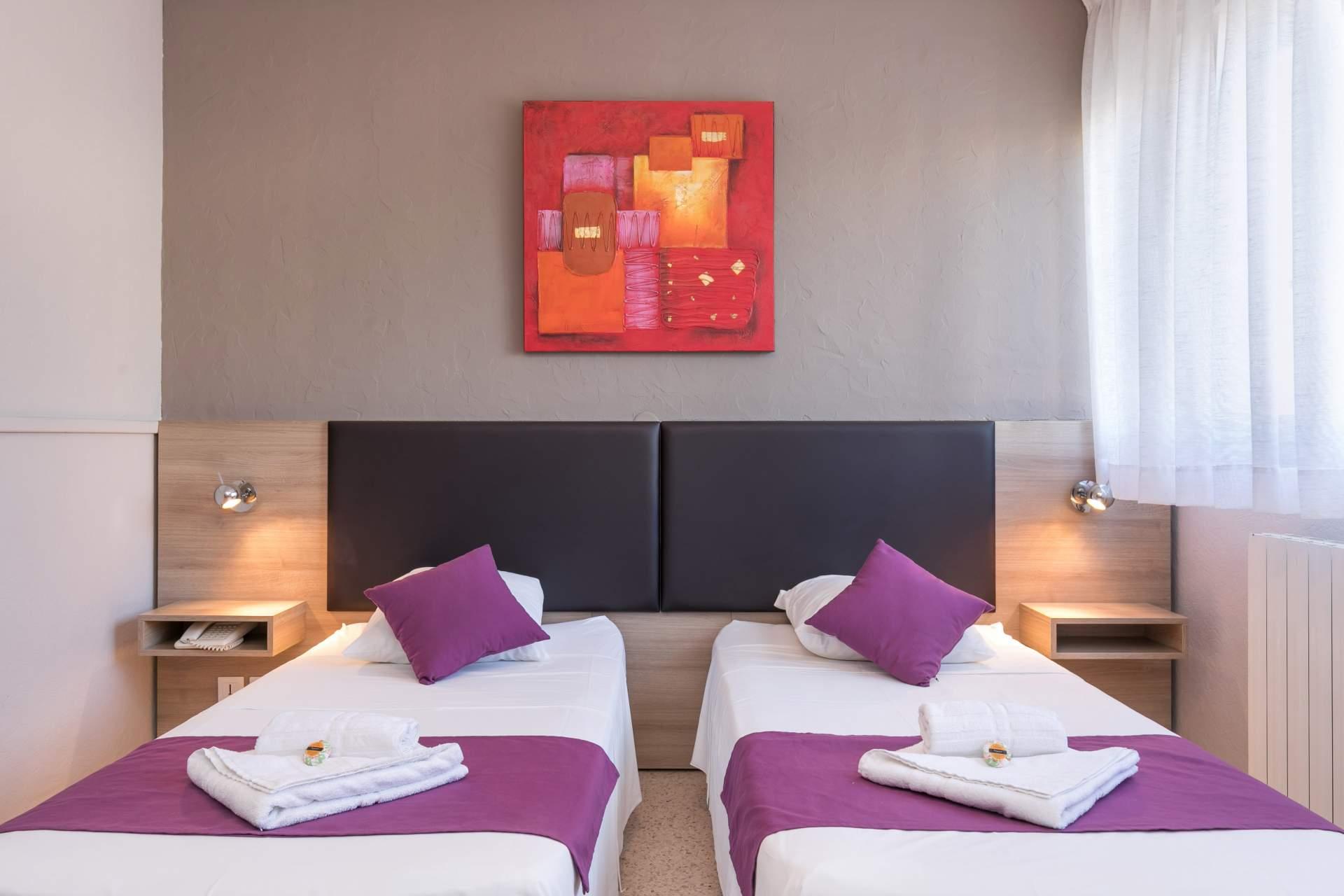 Busreis Sainte-Maxime Hotel Le Capet