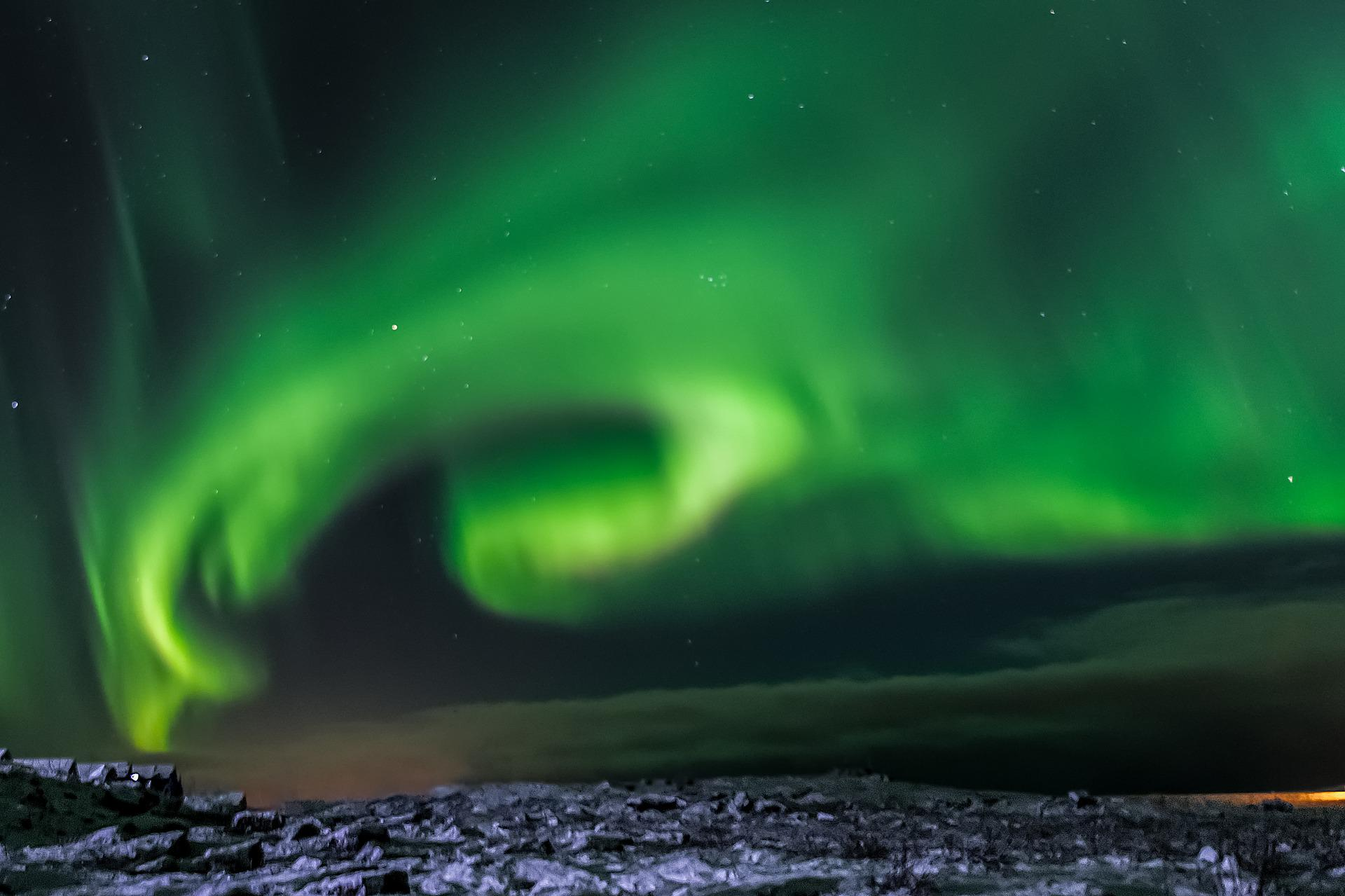 Busreis vliegreis IJsland