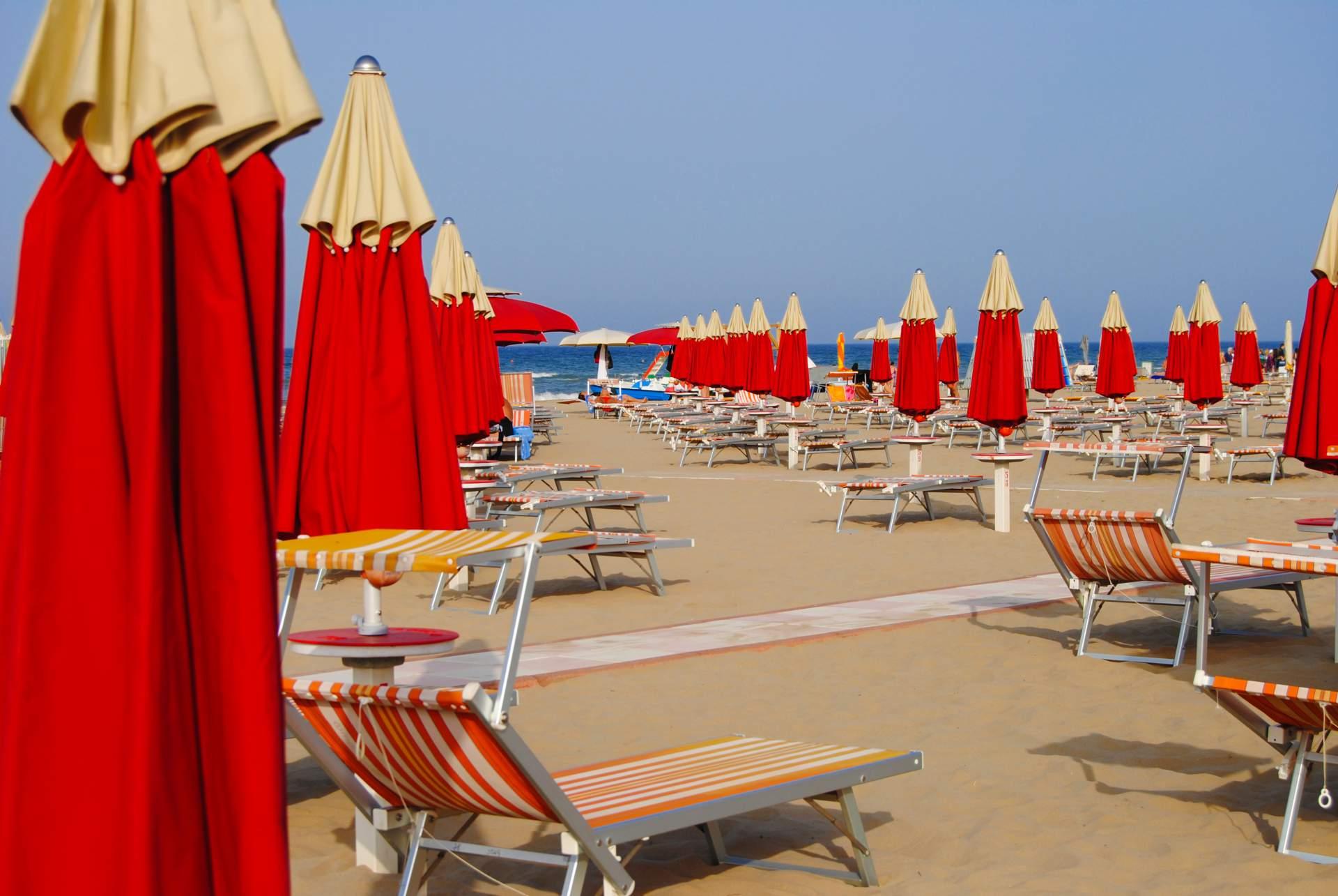 Busreis strandvakantie Igea Marina Rimini