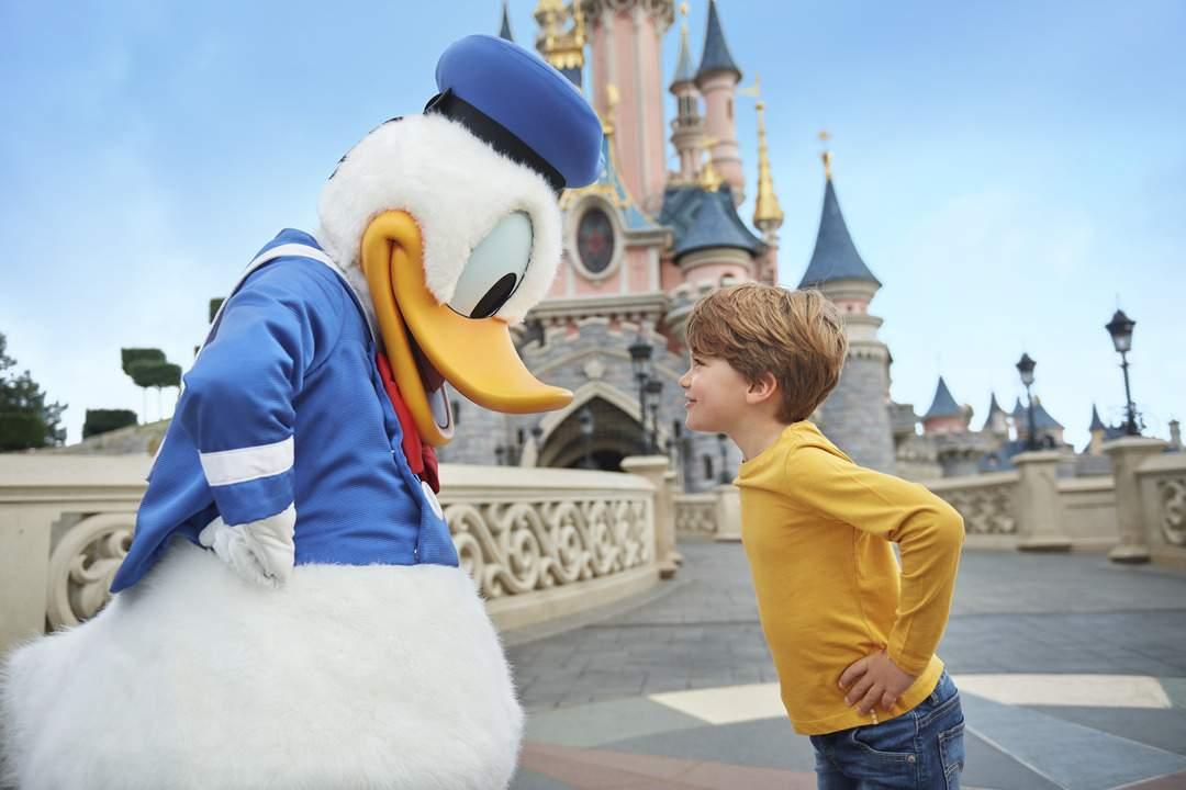 Disneyland® Paris - 2 dagen - hotel buiten het park