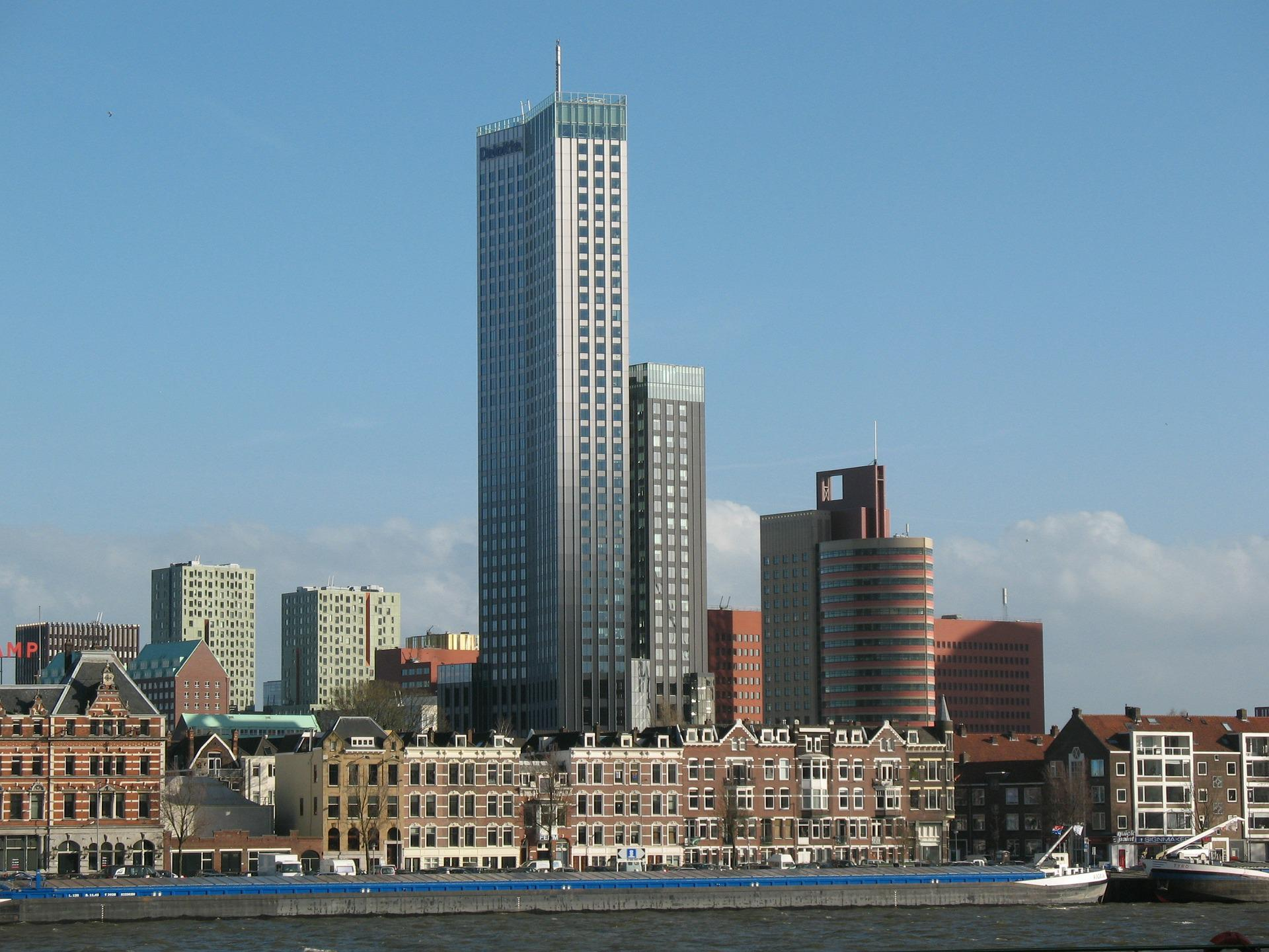 Busreis Rotterdam citytrip