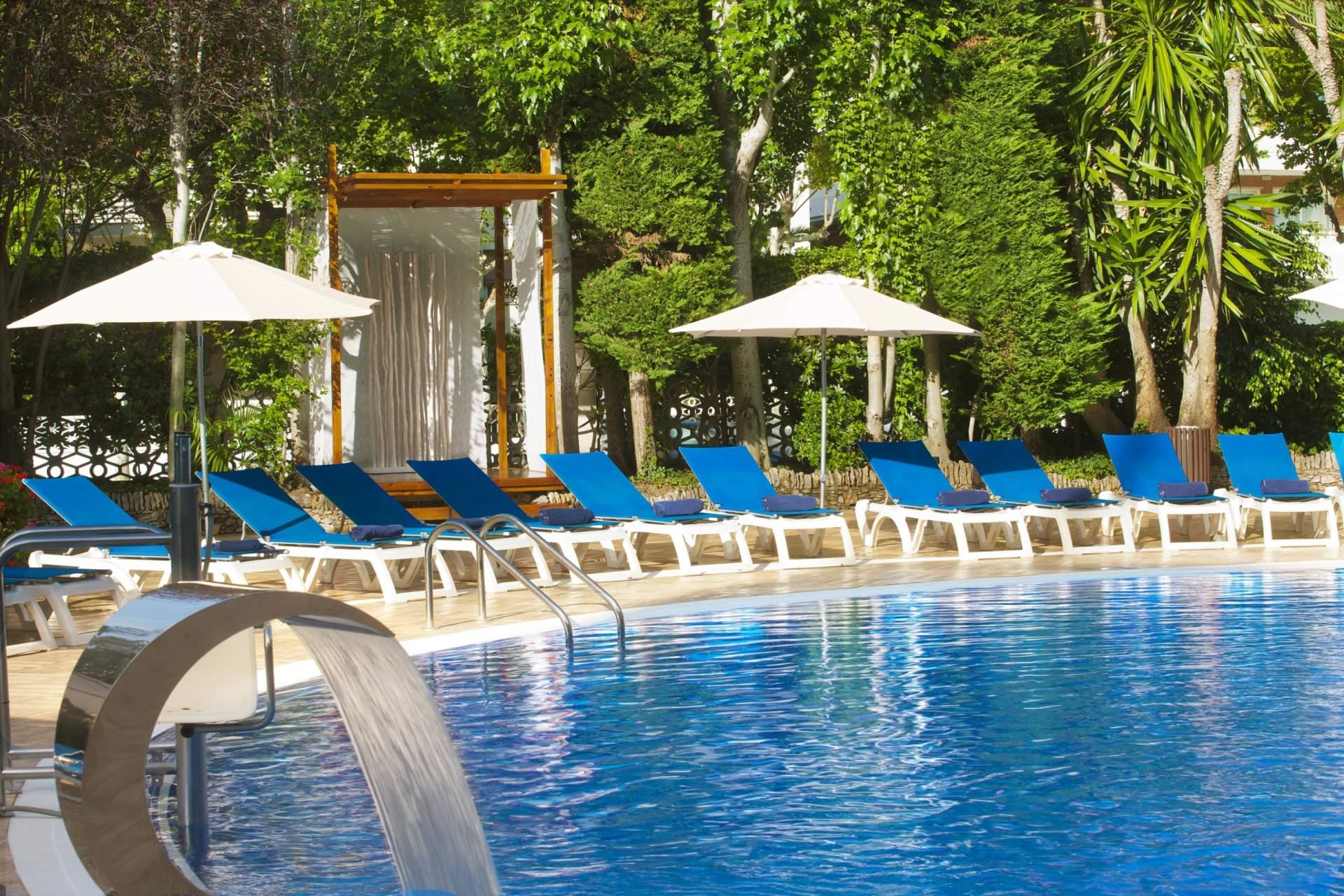 Busreis Salou Hotel H10 Vintage Salou strandvakantie