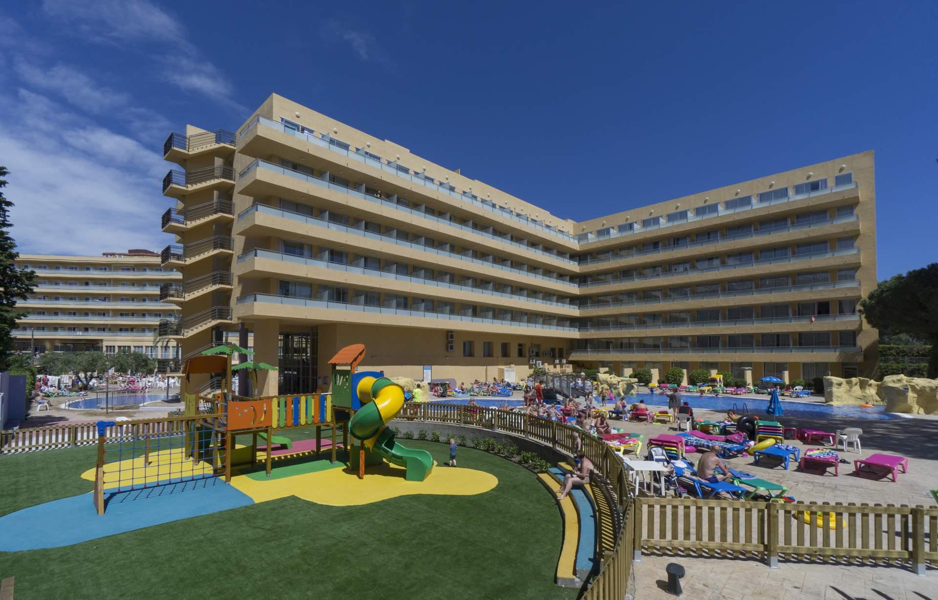 Busreis Salou Hotel Calypso strandvakantie