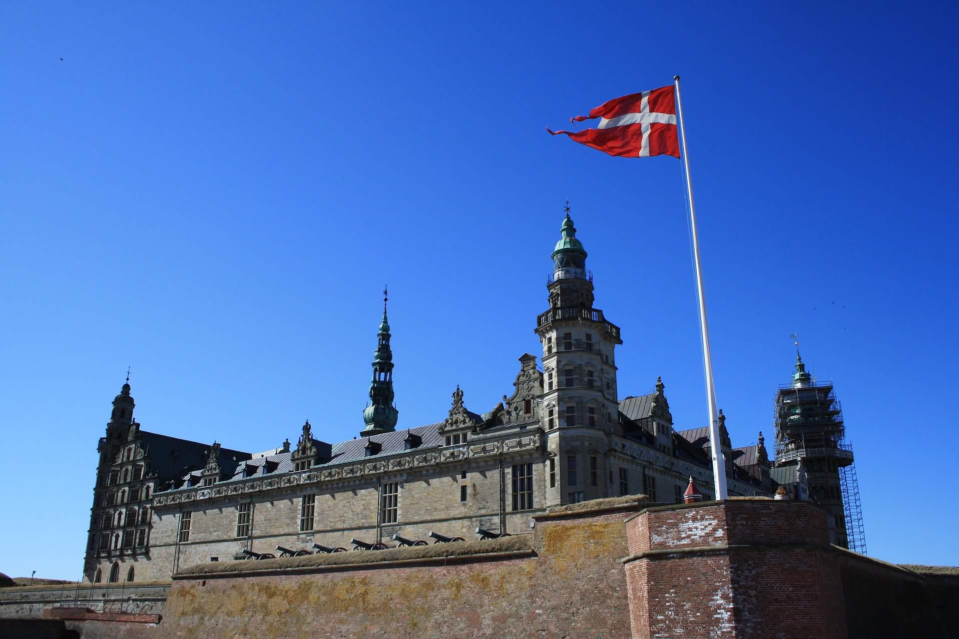 Busreis Kopenhagen minitrip citytrip Slot Kronborg