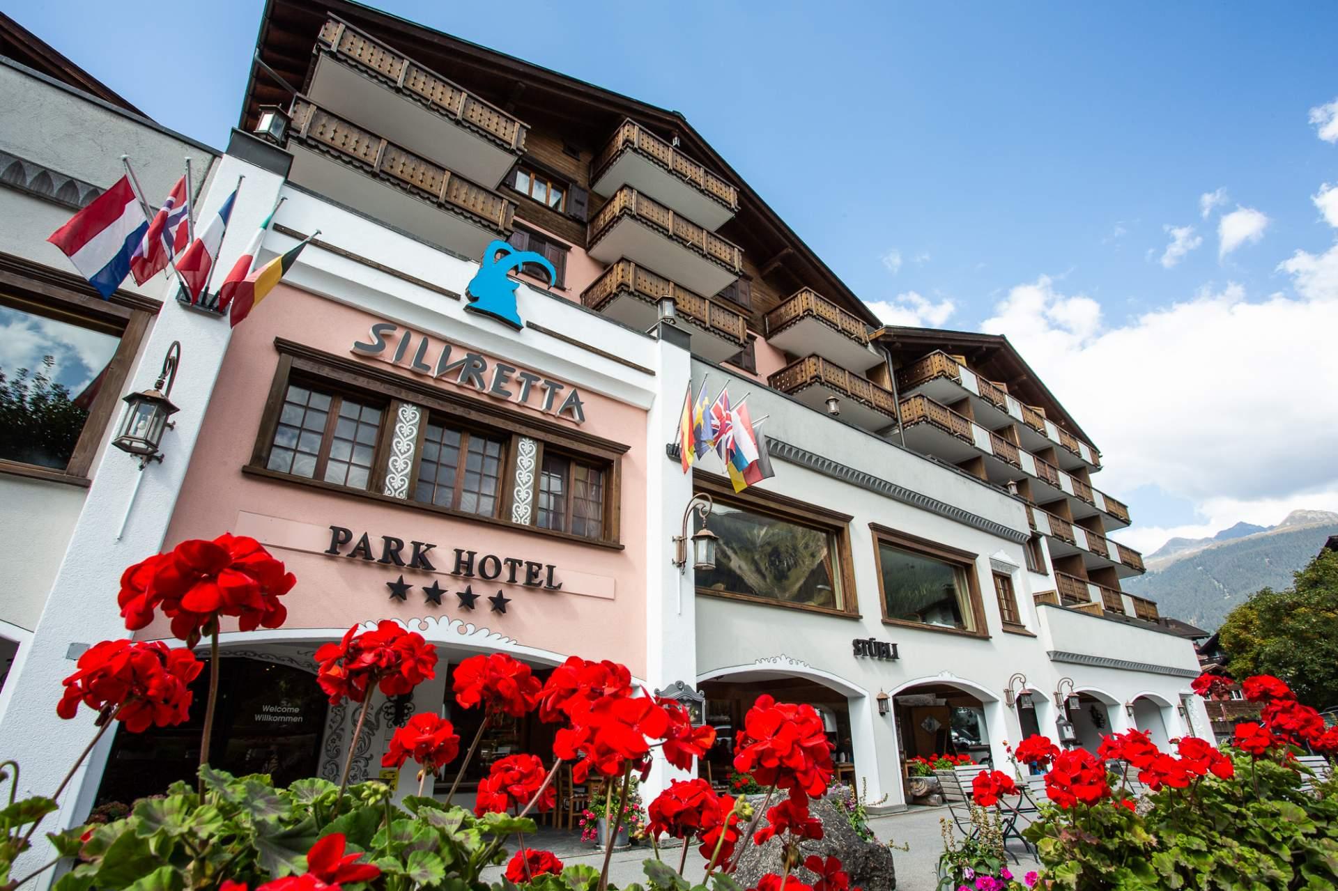 Busreis meerdaagse Klosters Zwitserland ©Silvretta Parkhotel