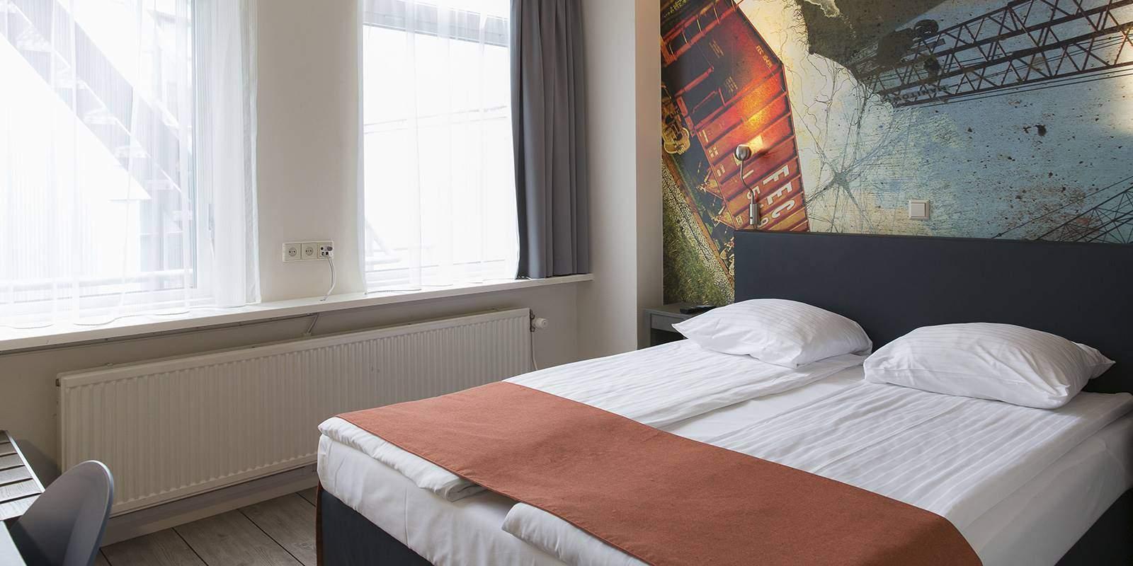 Busreis Rotterdam citytrip ©Thon Hotel