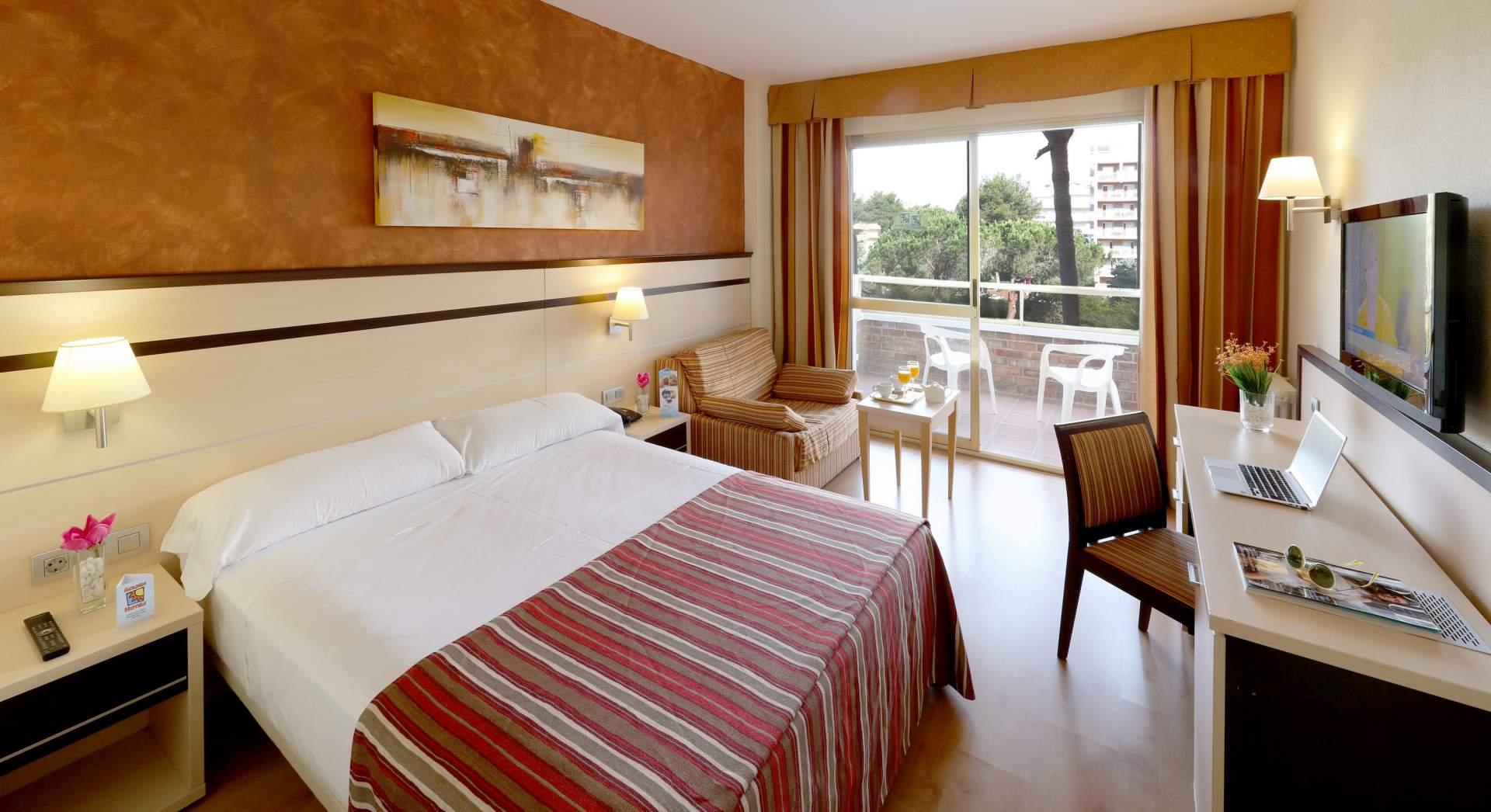 Busreis Fietsreis voor wielertoeristen Salou Hotel Golden Port Salou