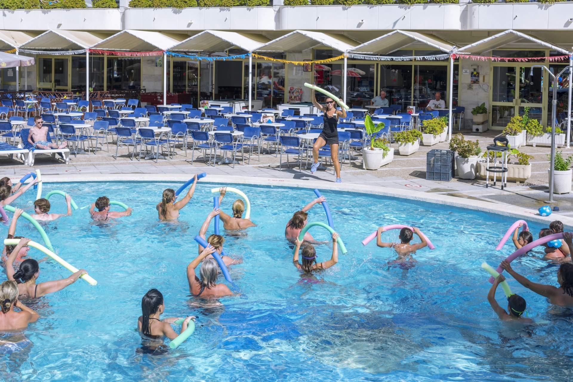 Busreis Salou strandvakantie ©Hotel Olympus Palace