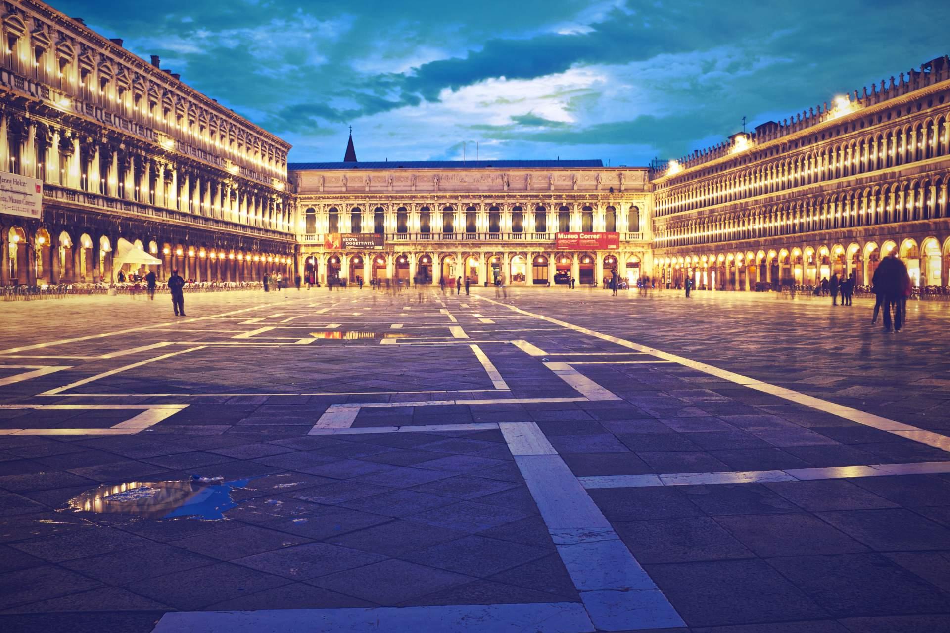 Busreis Venetiaanse droom Venetië