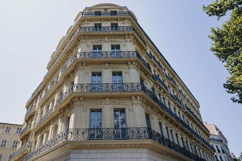 Busreis Marseille Hotel Mercure Canebière Vieux-Port
