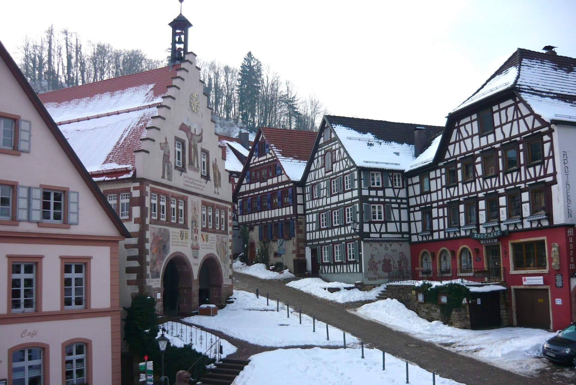 Busreis meerdaagse Oberharmersbach Schiltach