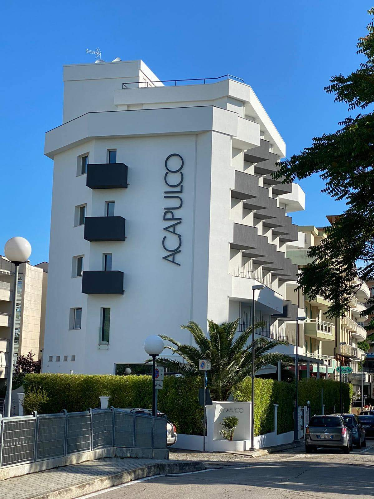 Busreizen strandvakantie Cattolica ©Acapulco Hotel