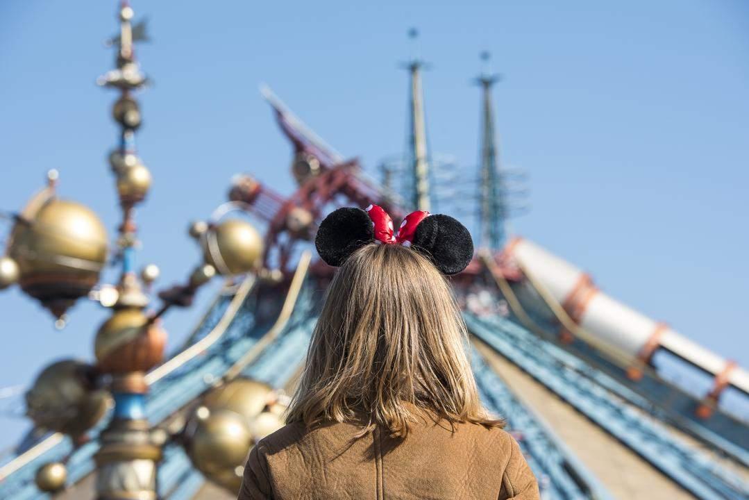 Busreis Disneyland® Paris 2 dagen minitrip © Disney