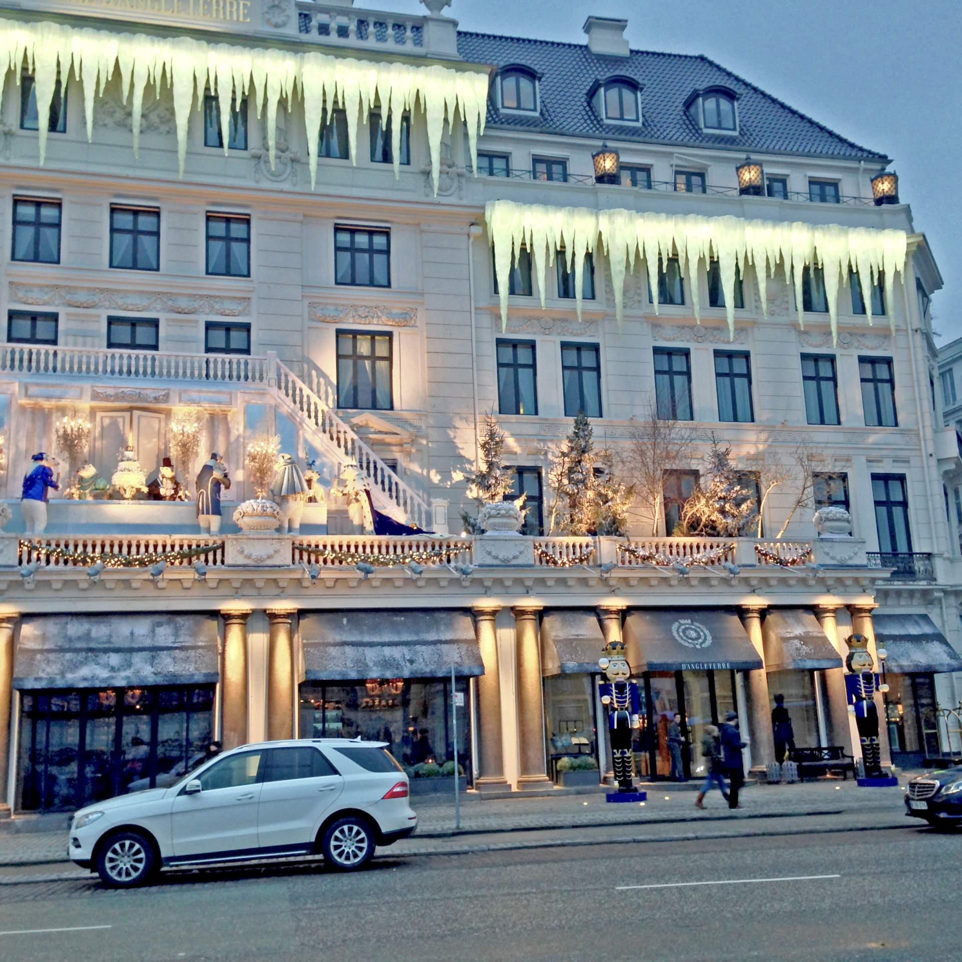 Kerstsfeer in Kopenhagen - Hotel Comfort Vesterbro