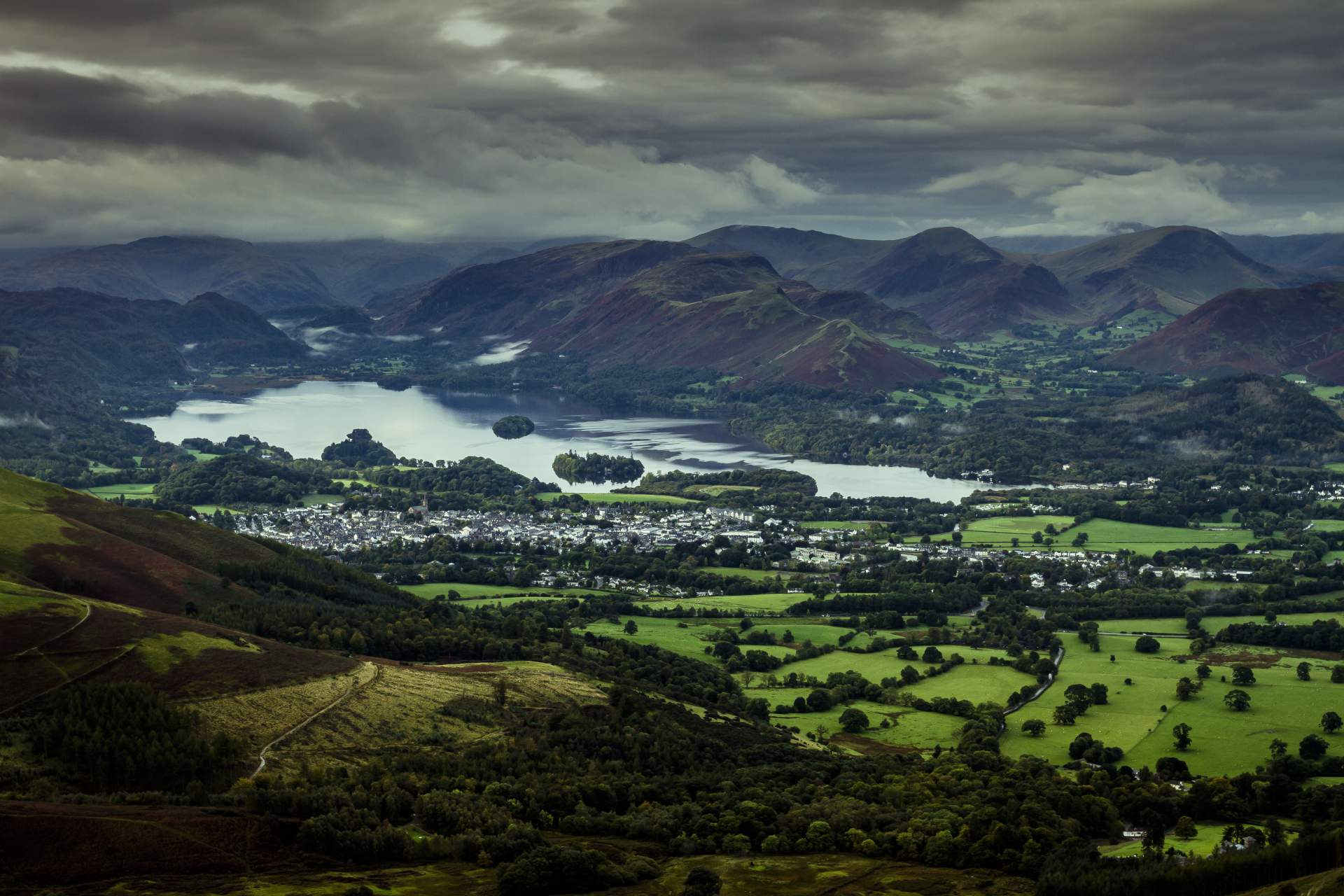 Busreis meerdaagse reis Lake District Keswick