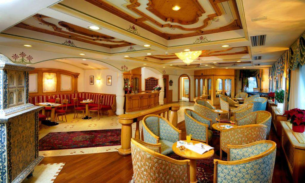Busreis Val di Sole skivakantie Palace Hotel Ravelli