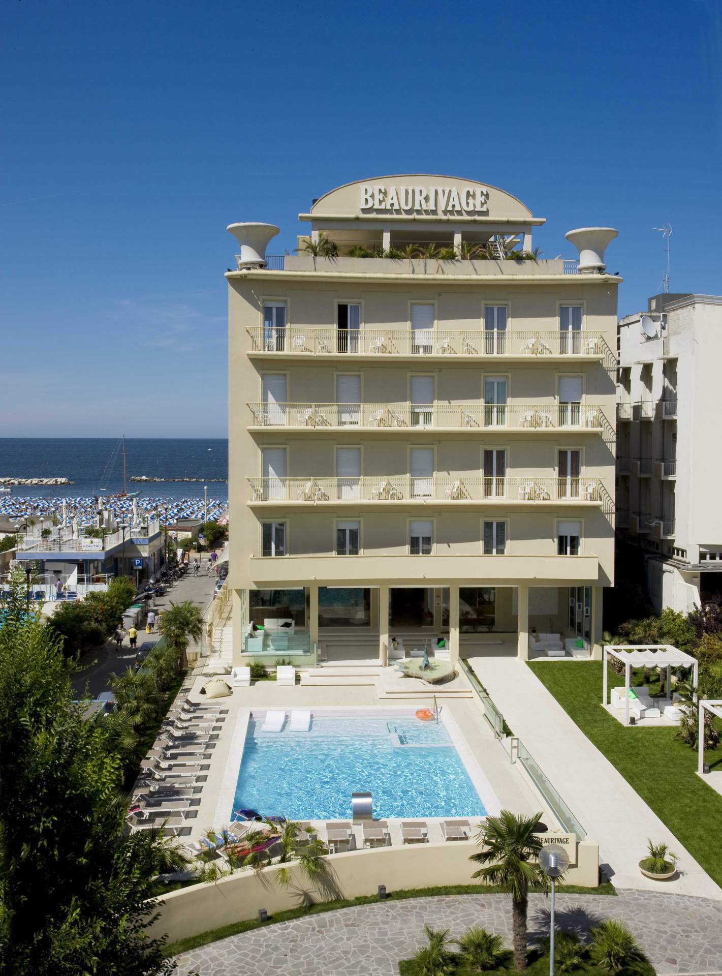 Cattolica - Hotel Beaurivage