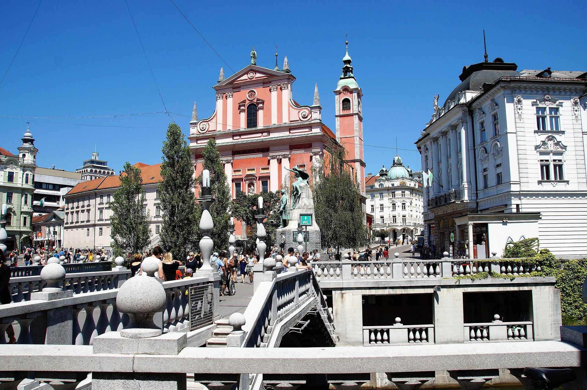 Busreis Kranjska Gora Ljubljana
