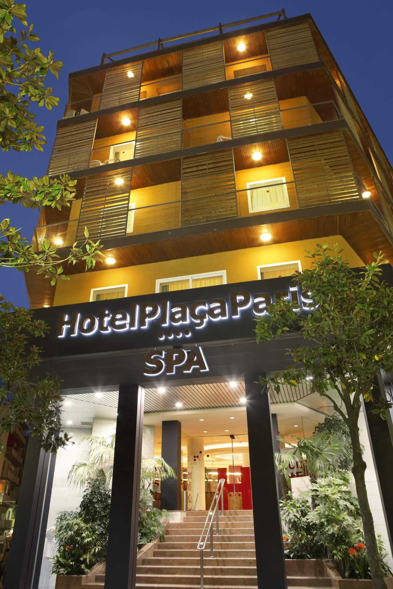 Lloret de Mar - Hotel Alegria Plaza Paris & Spa