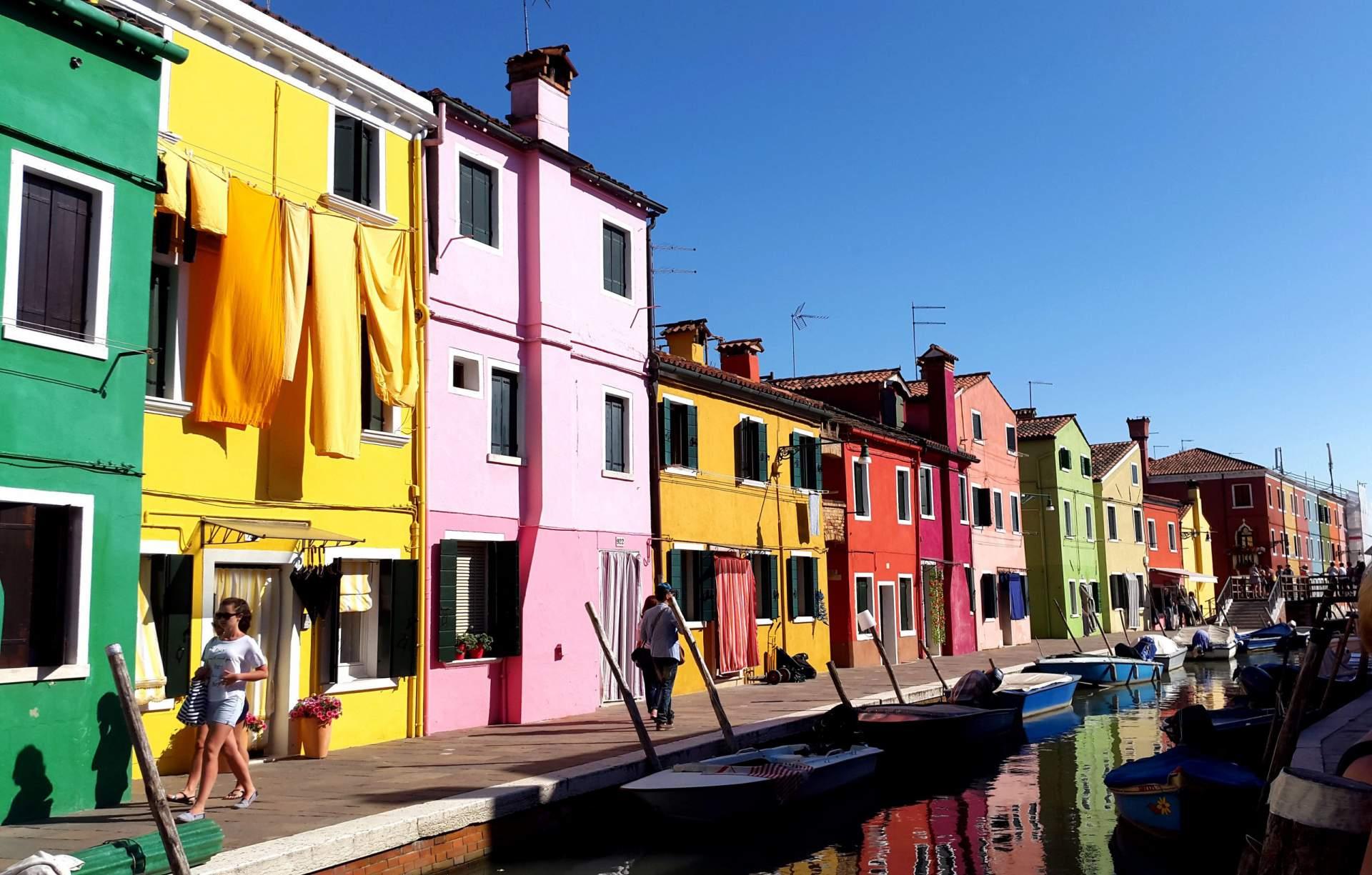 Busreis Venetiaanse droom Burano