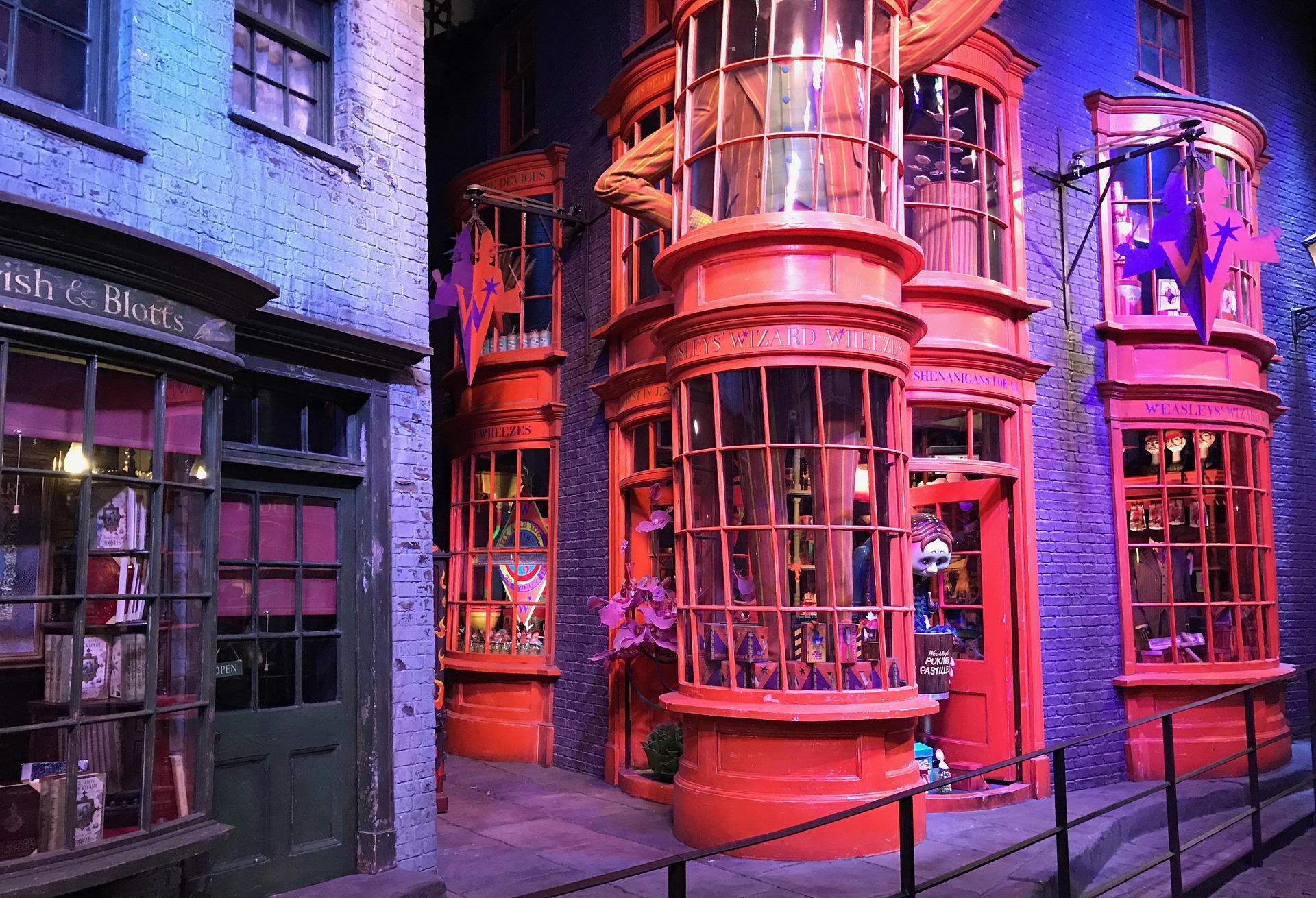 Busreis Londen Harry Potter citytrip minitrip